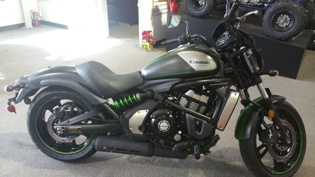 2016 Kawasaki Vulcan S ABS Café in Greenville, North Carolina