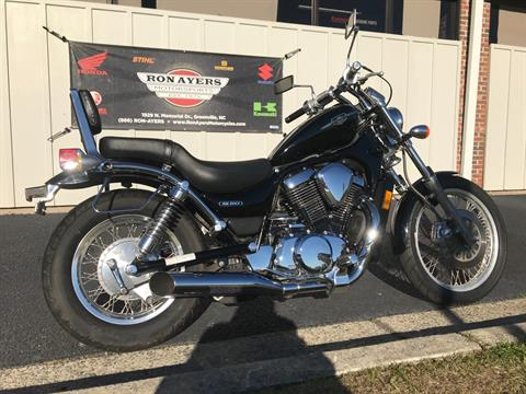 2007 Suzuki Boulevard S50 in Greenville, North Carolina