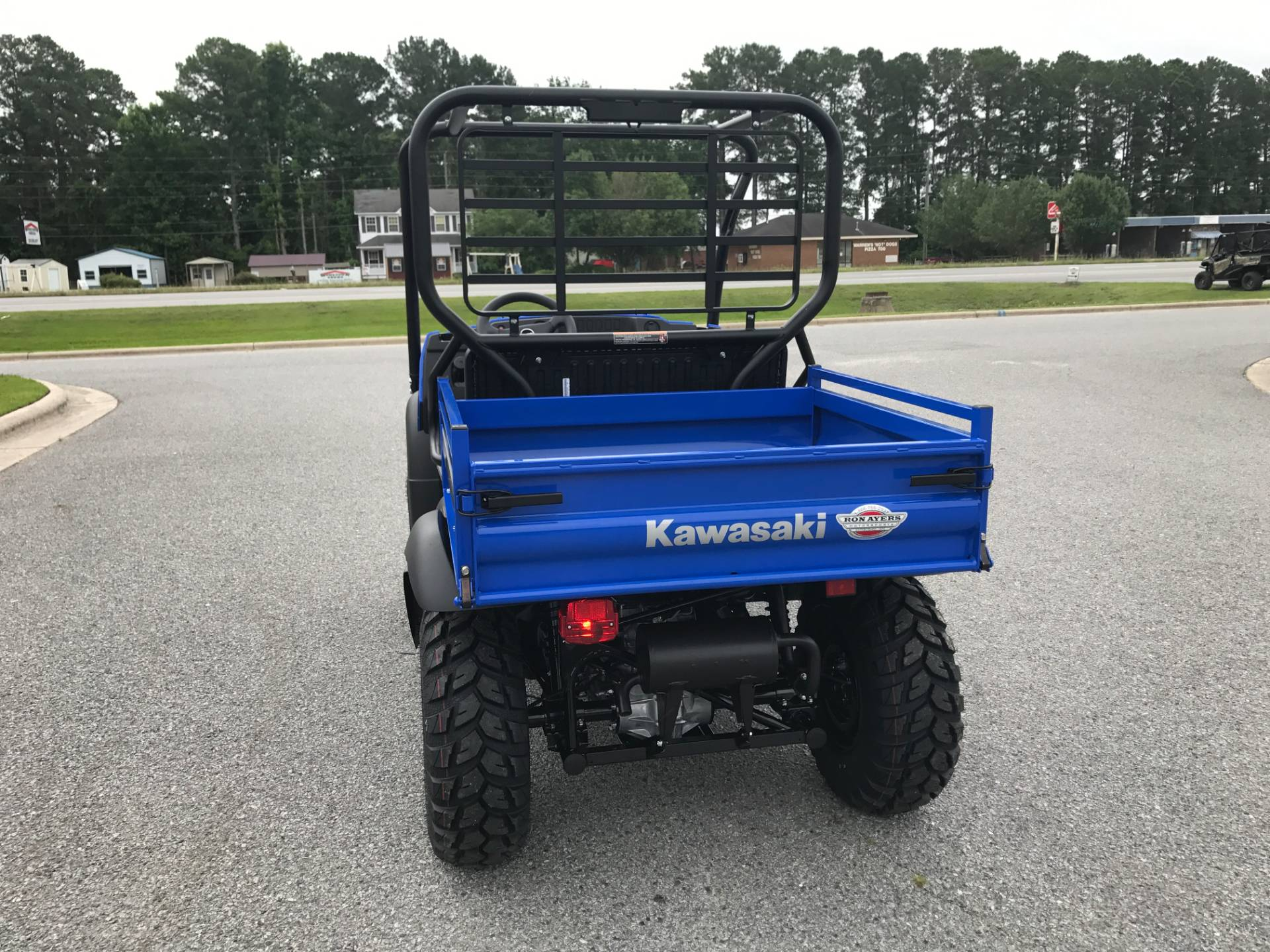 2018 Kawasaki Mule SX 4X4 XC in Greenville, North Carolina