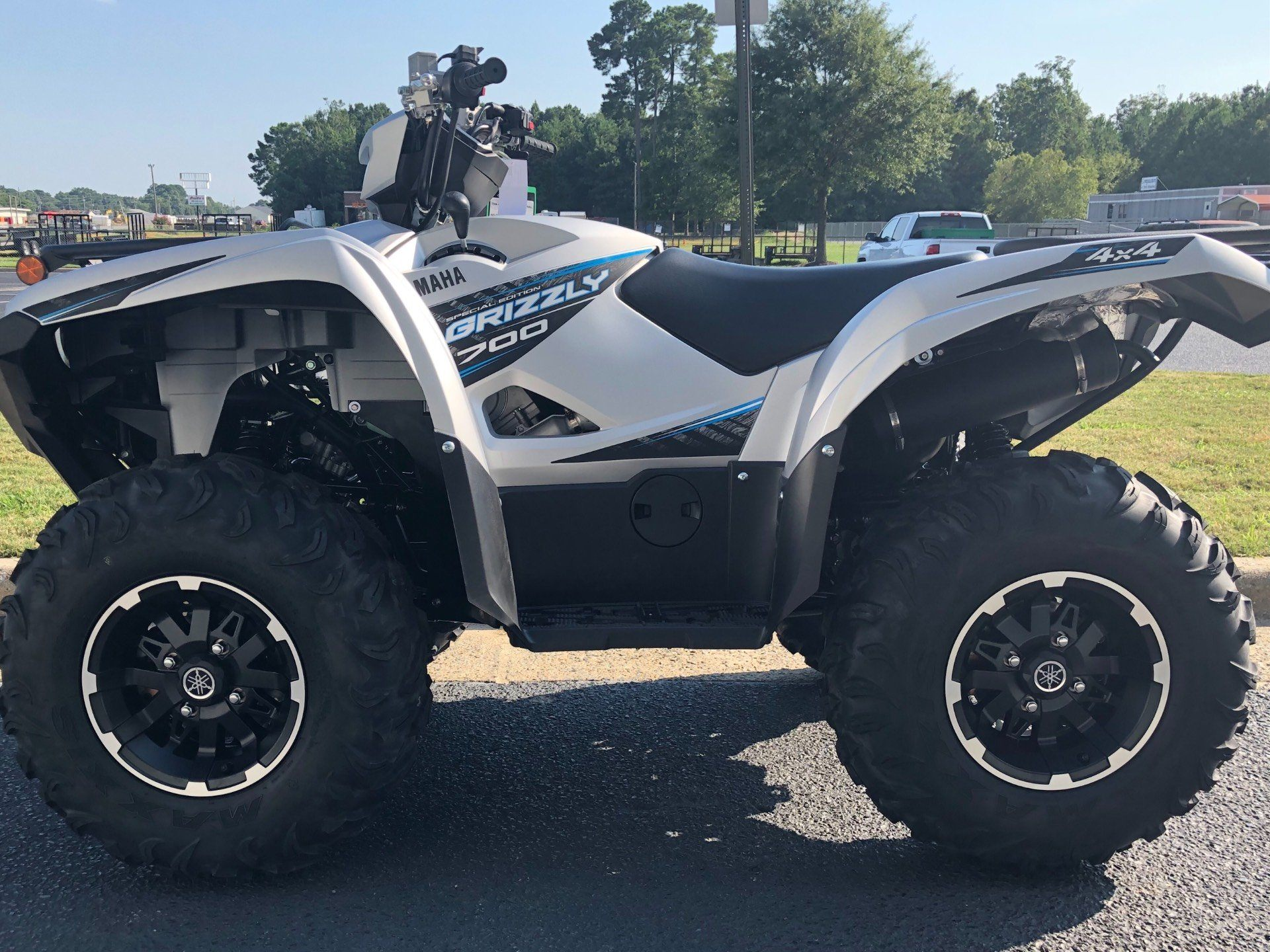 2020 Yamaha Grizzly EPS SE in Greenville, North Carolina - Photo 7