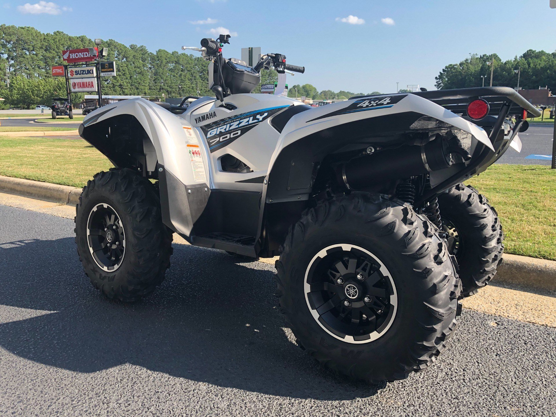 2020 Yamaha Grizzly EPS SE in Greenville, North Carolina - Photo 8