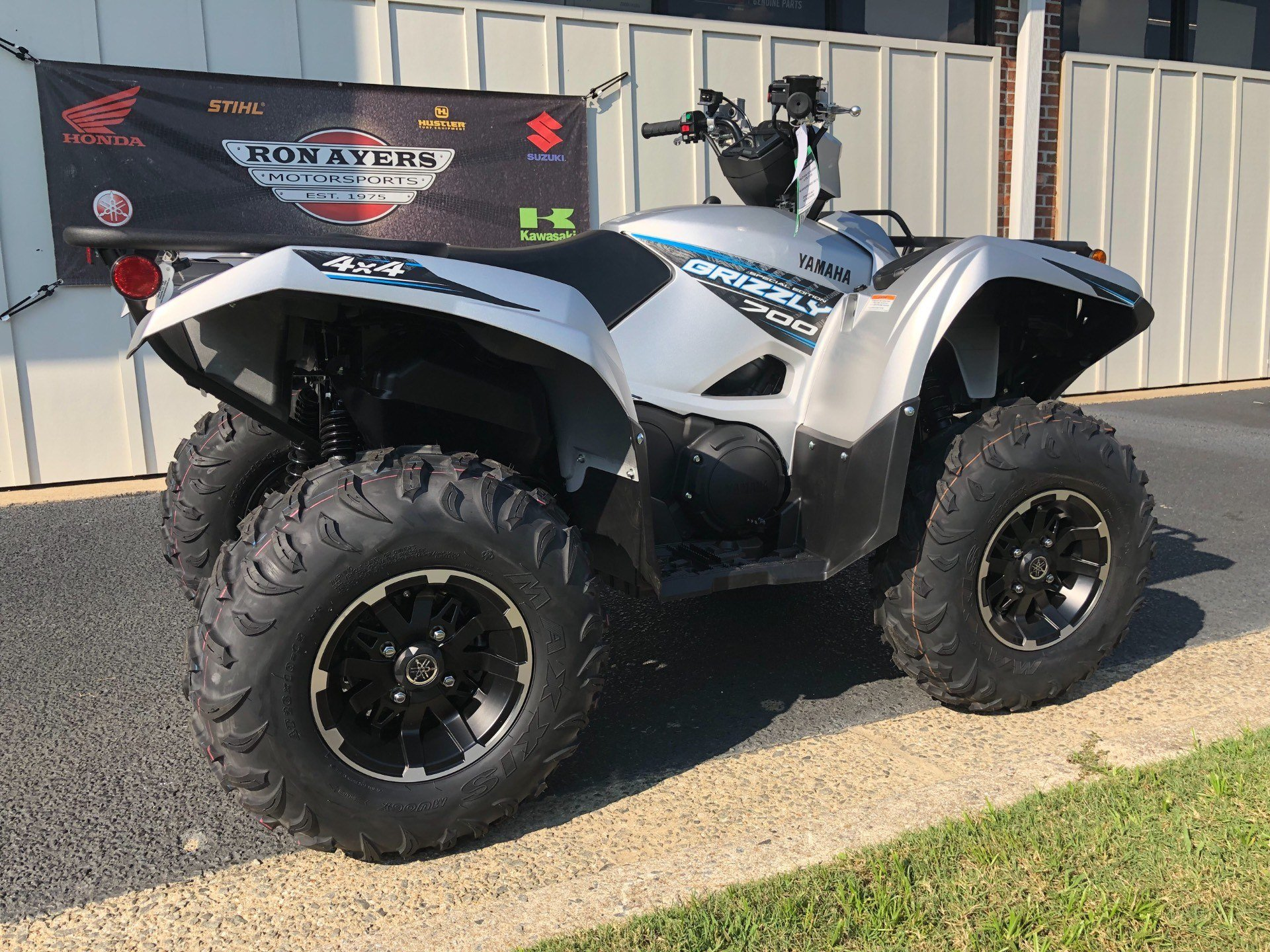 2020 Yamaha Grizzly EPS SE in Greenville, North Carolina - Photo 12
