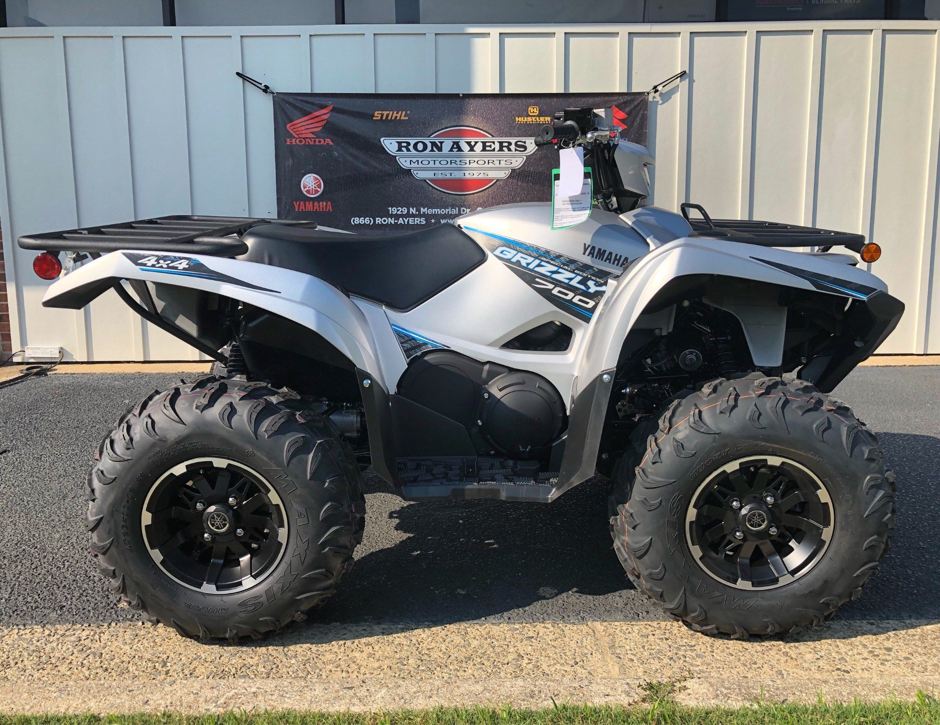2020 Yamaha Grizzly EPS SE in Greenville, North Carolina - Photo 27