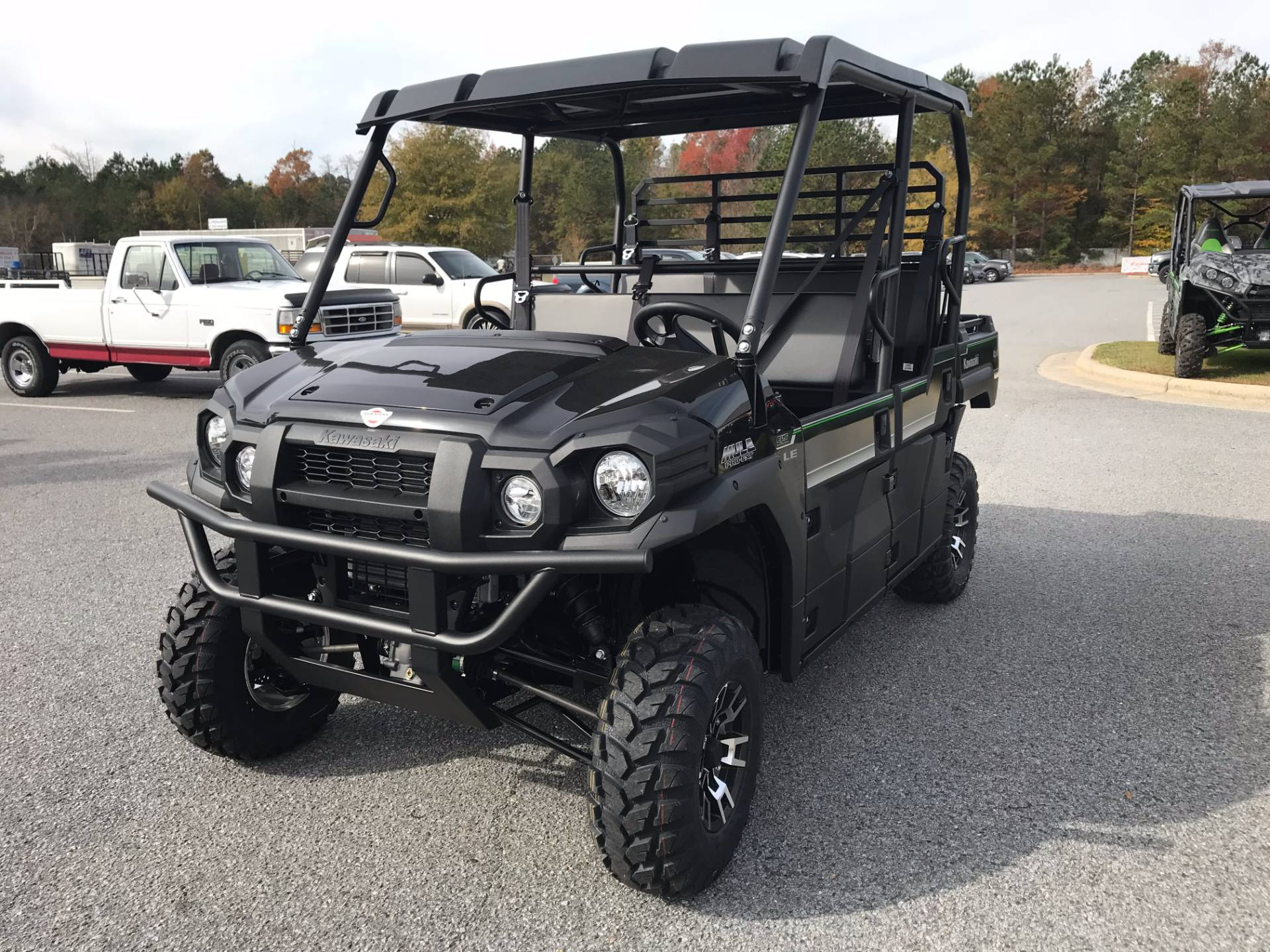 2018 Kawasaki Mule PRO-FXT EPS LE in Greenville, North Carolina - Photo 7