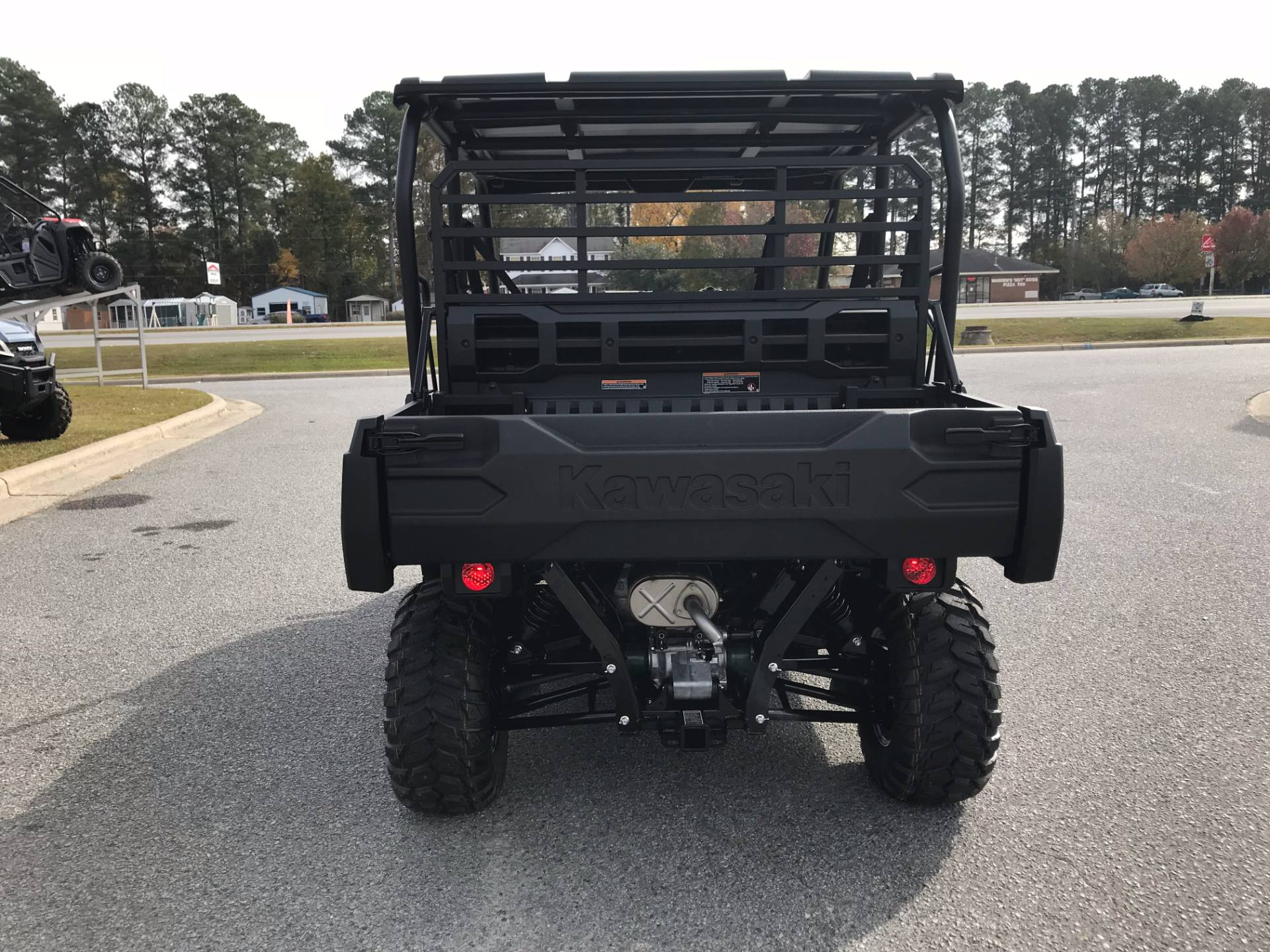 2018 Kawasaki Mule PRO-FXT EPS LE in Greenville, North Carolina - Photo 13