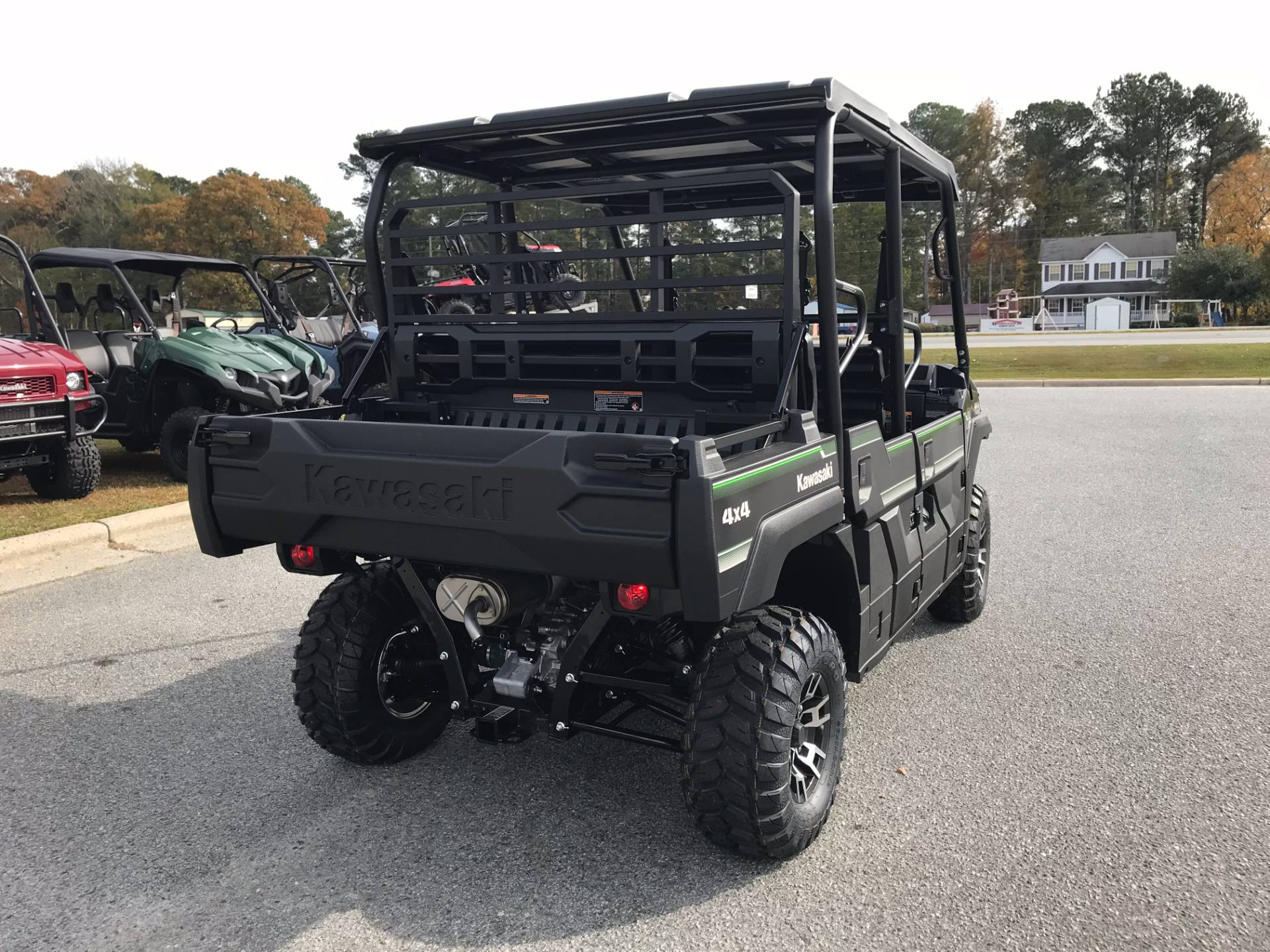 2018 Kawasaki Mule PRO-FXT EPS LE in Greenville, North Carolina - Photo 14