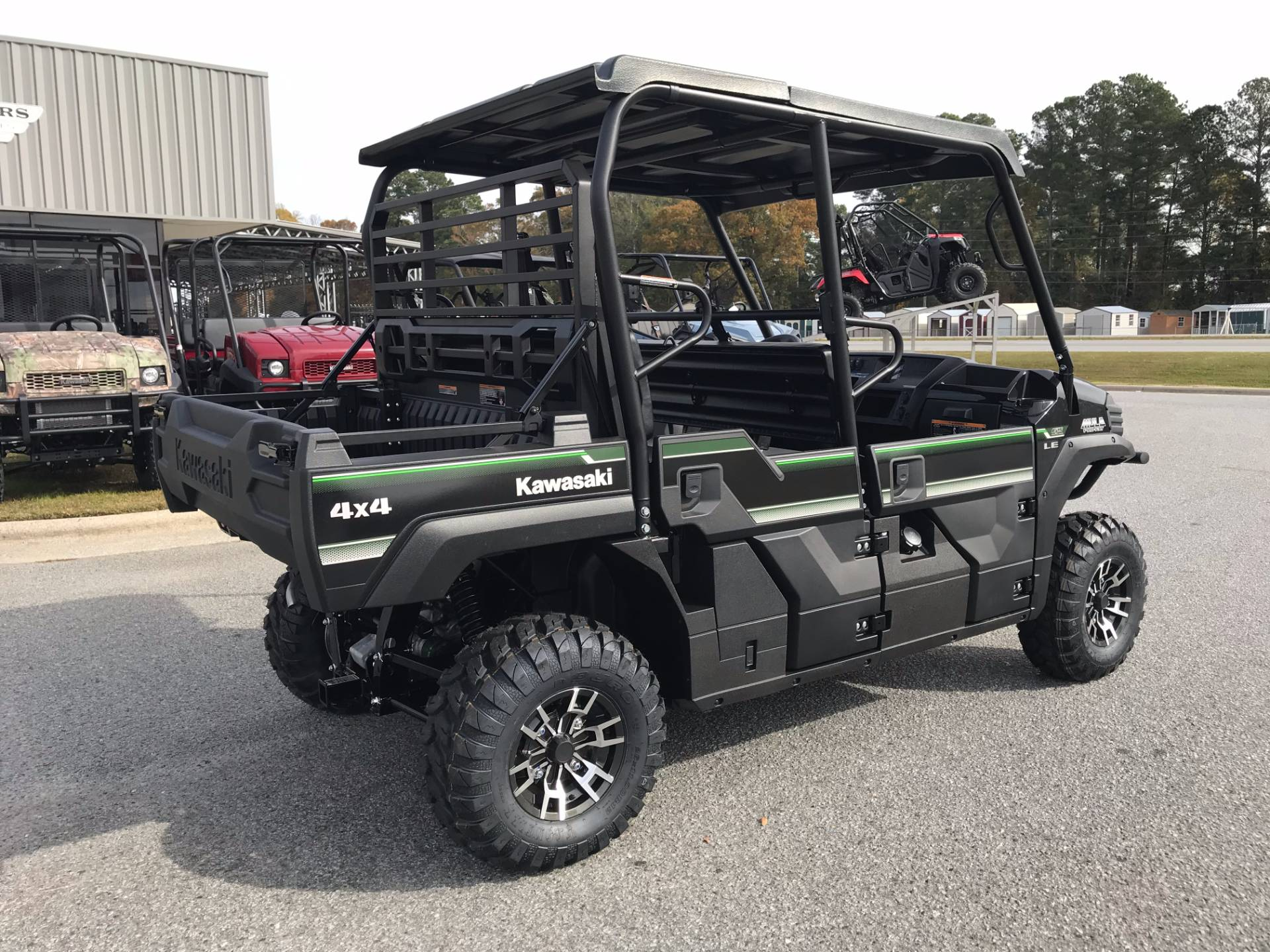 2018 Kawasaki Mule PRO-FXT EPS LE in Greenville, North Carolina - Photo 15