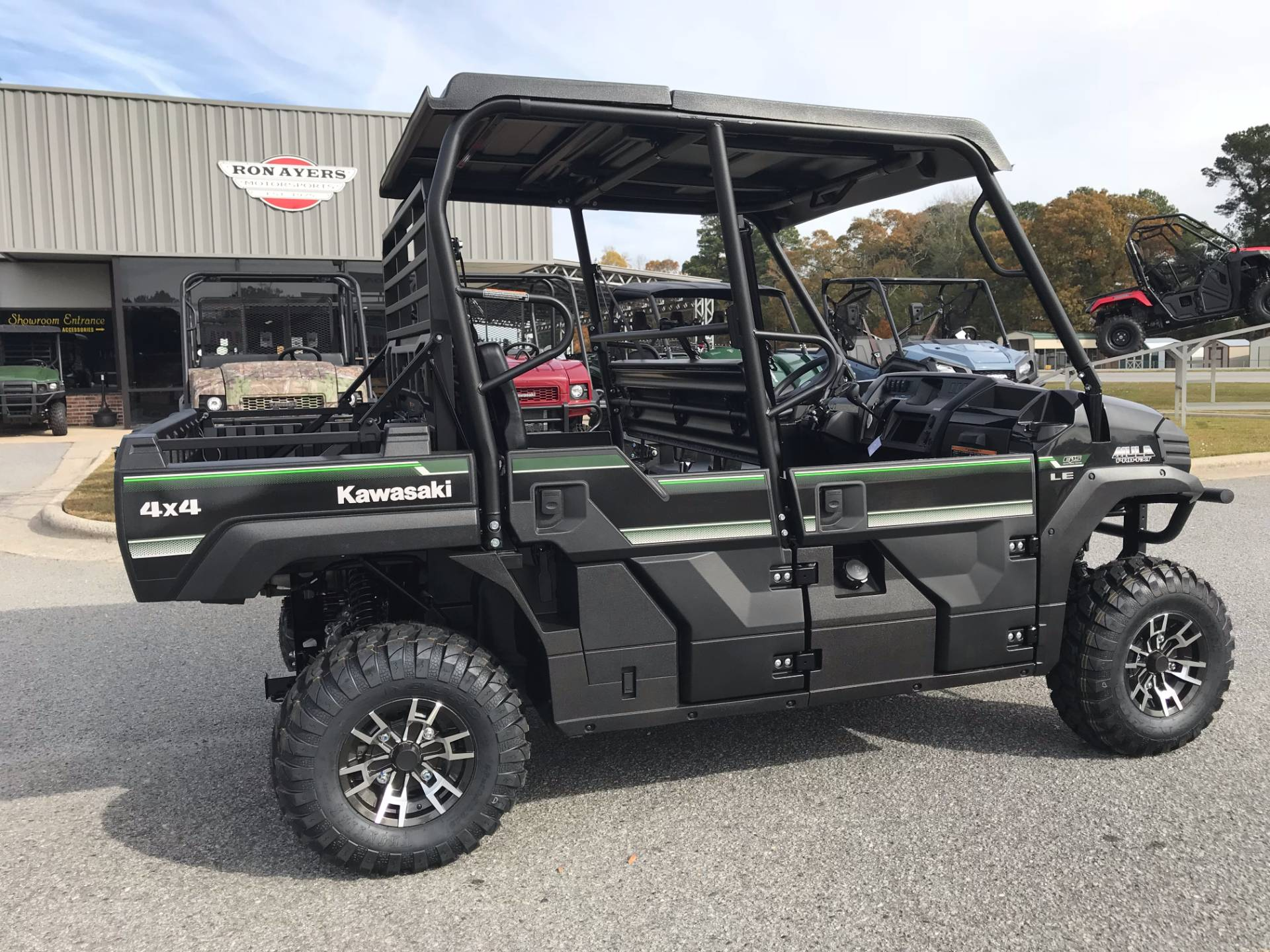 2018 Kawasaki Mule PRO-FXT EPS LE in Greenville, North Carolina - Photo 16