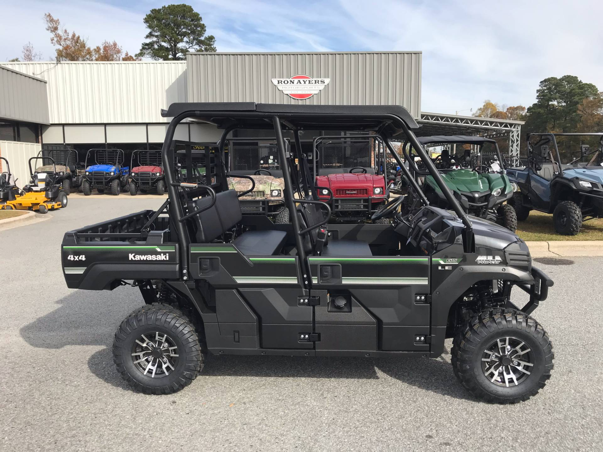 2018 Kawasaki Mule PRO-FXT EPS LE in Greenville, North Carolina - Photo 35