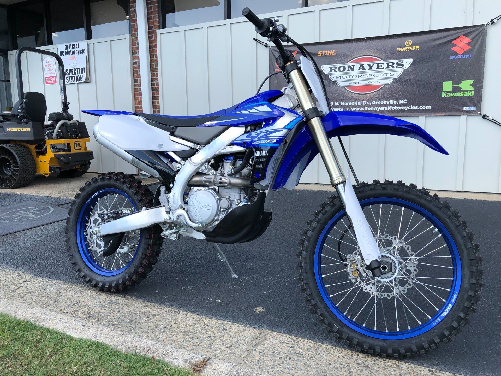 2020 Yamaha YZ450FX in Greenville, North Carolina - Photo 2