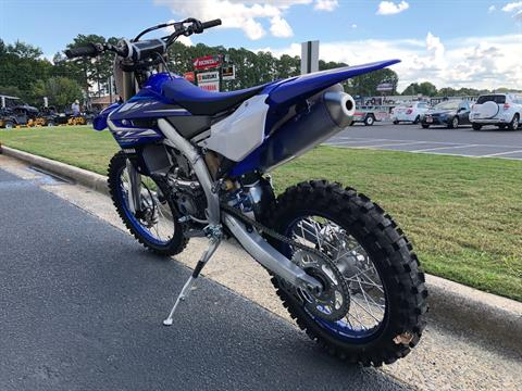 2020 Yamaha YZ450FX in Greenville, North Carolina - Photo 9