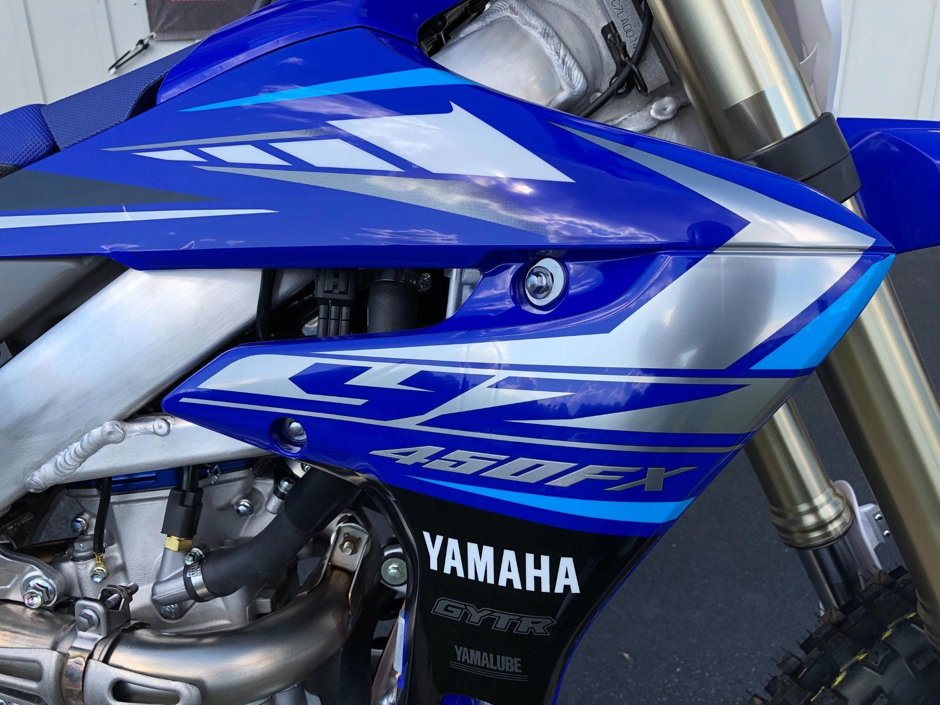 2020 Yamaha YZ450FX in Greenville, North Carolina - Photo 15