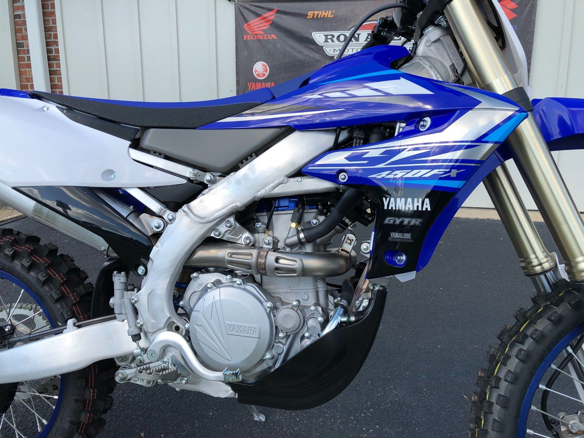 2020 Yamaha YZ450FX in Greenville, North Carolina - Photo 16