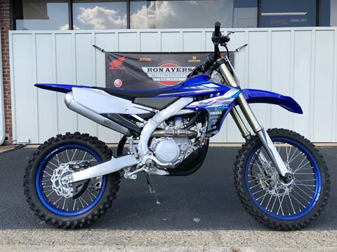 2020 Yamaha YZ450FX in Greenville, North Carolina - Photo 23