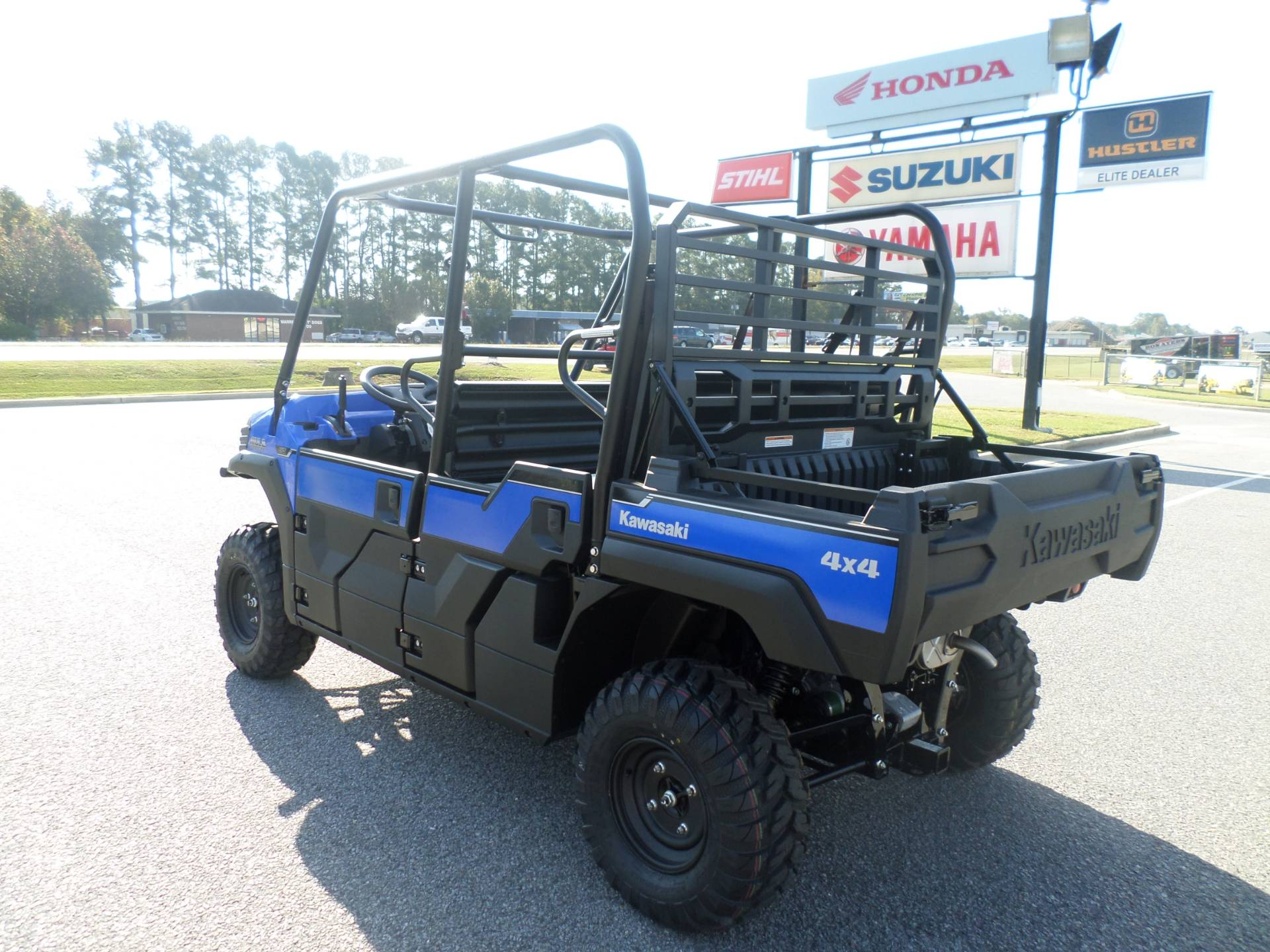 new 2017 kawasaki mule pro-fxt eps utility vehicles in greenville