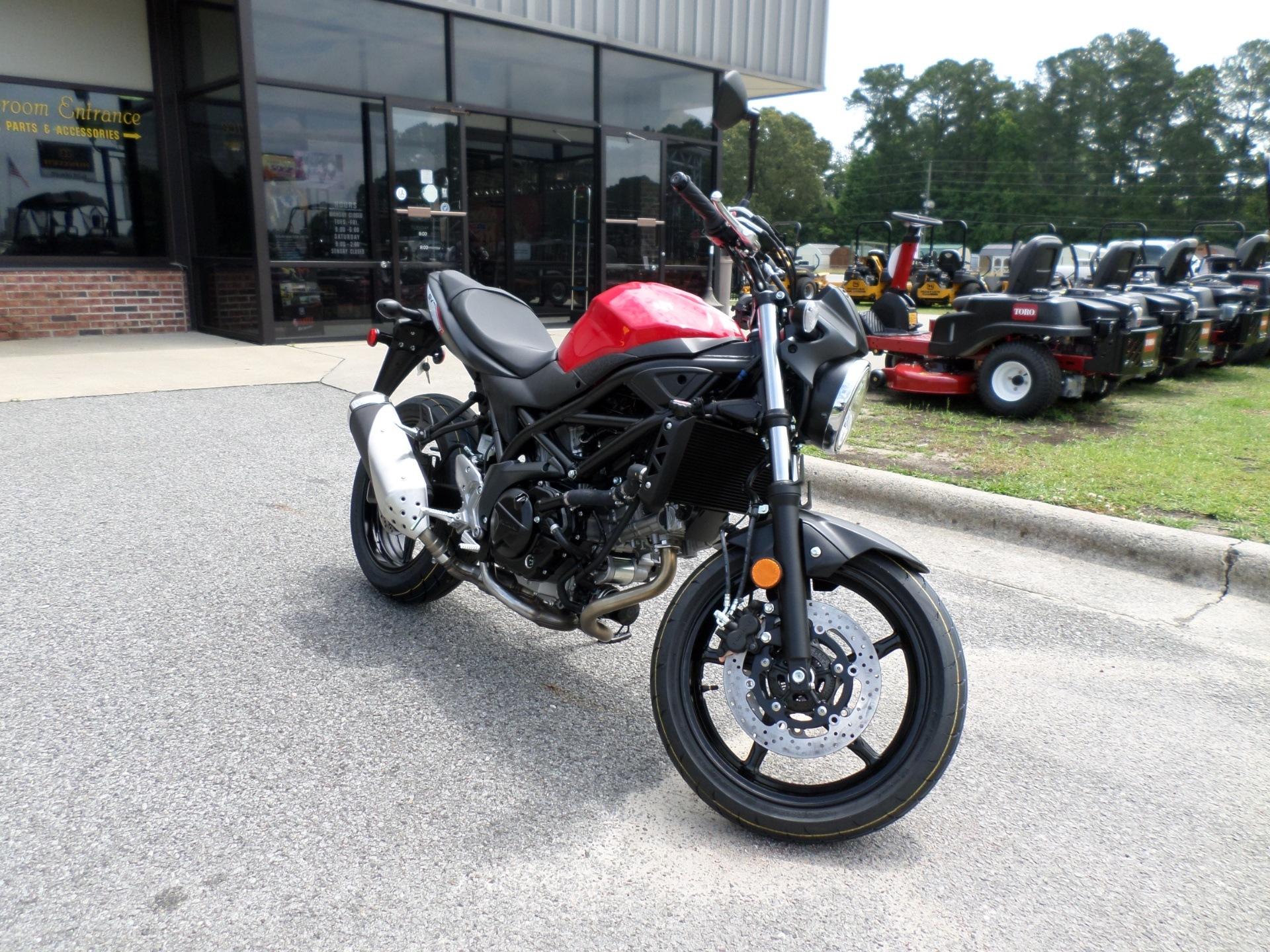 2017 Suzuki SV650 7