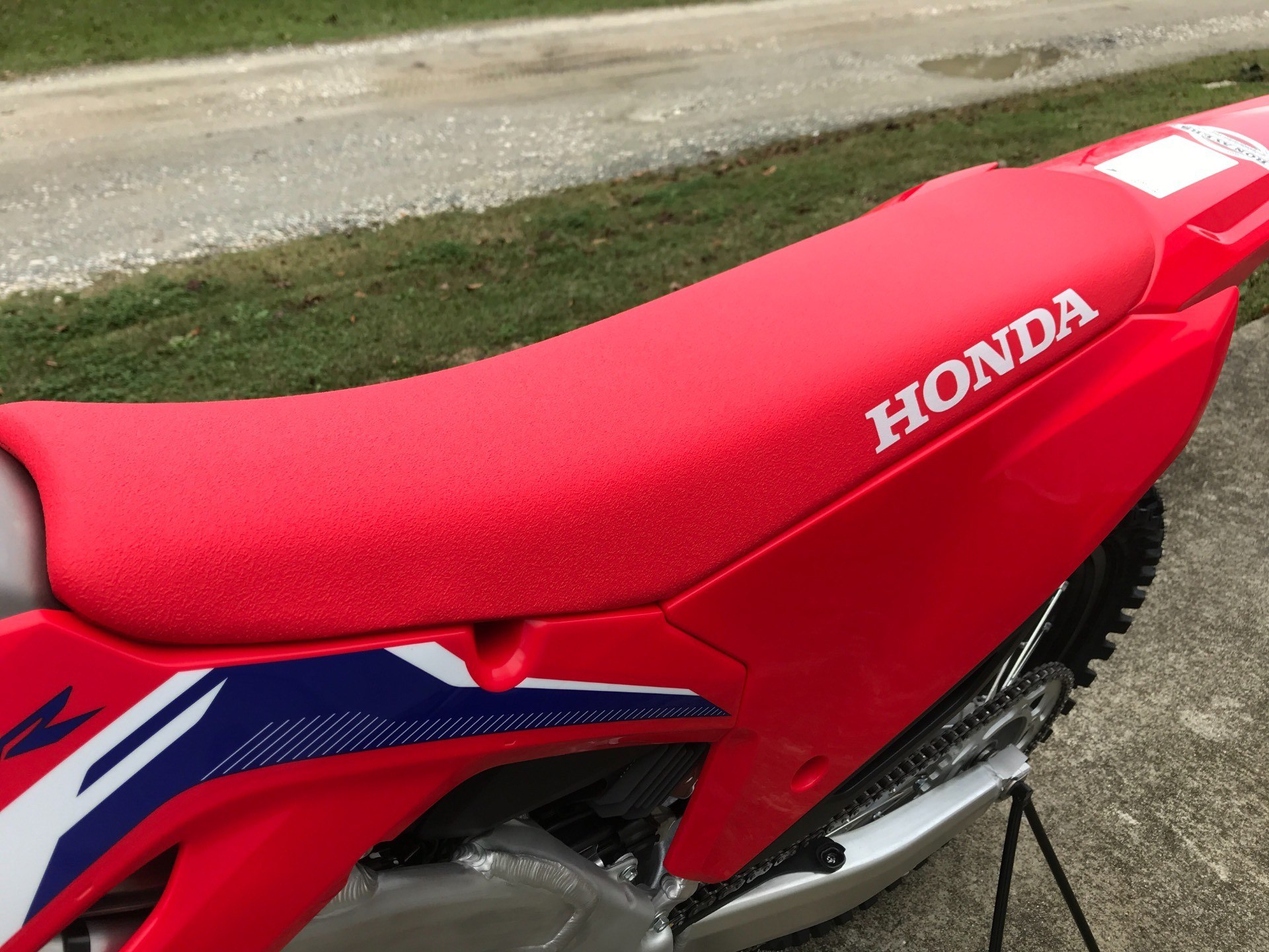 2021 Honda CRF450R in Greenville, North Carolina - Photo 14