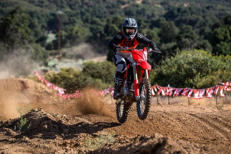 2021 Honda CRF450R in Greenville, North Carolina - Photo 23