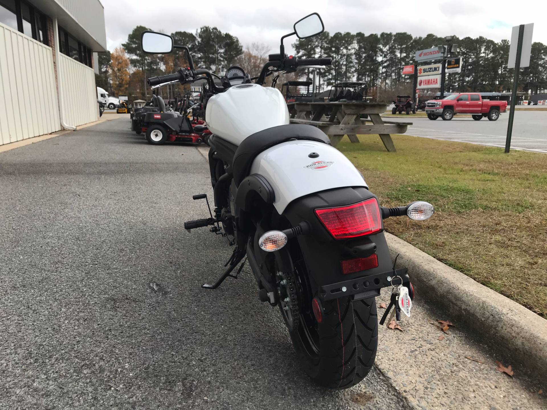 2018 Kawasaki Vulcan S ABS in Greenville, North Carolina