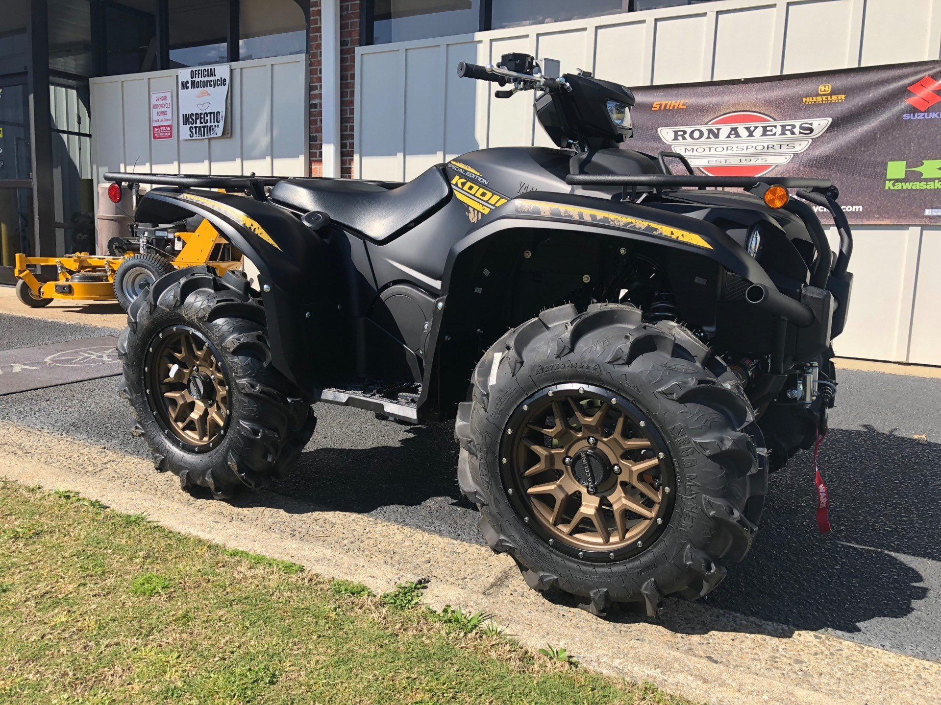 2020 Yamaha Kodiak 700 EPS SE in Greenville, North Carolina - Photo 2
