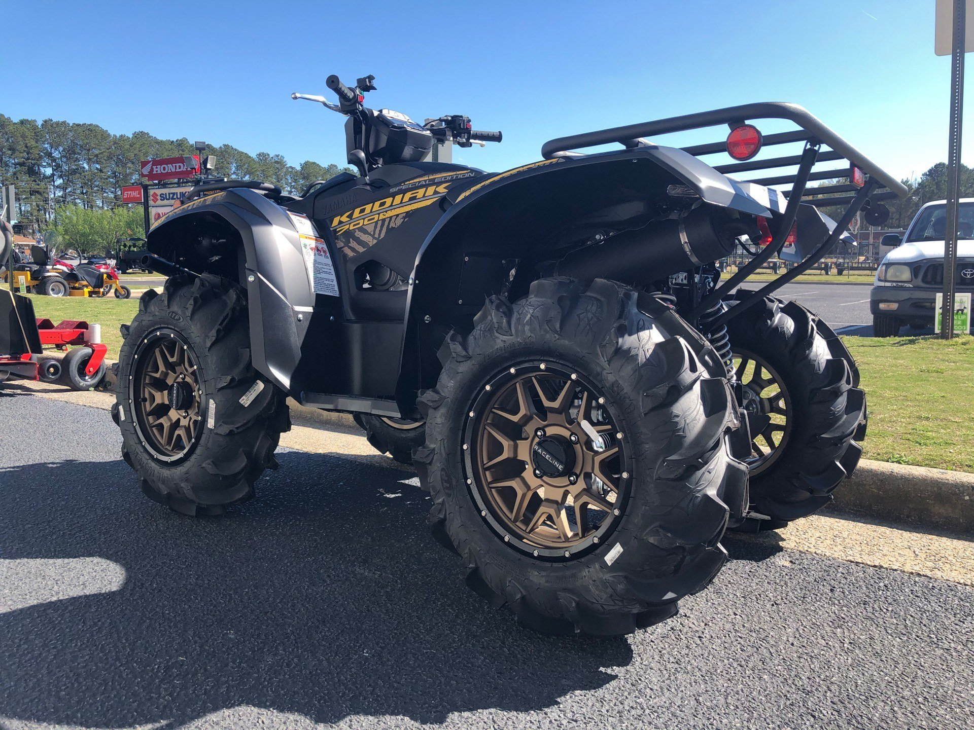 2020 Yamaha Kodiak 700 EPS SE in Greenville, North Carolina - Photo 8