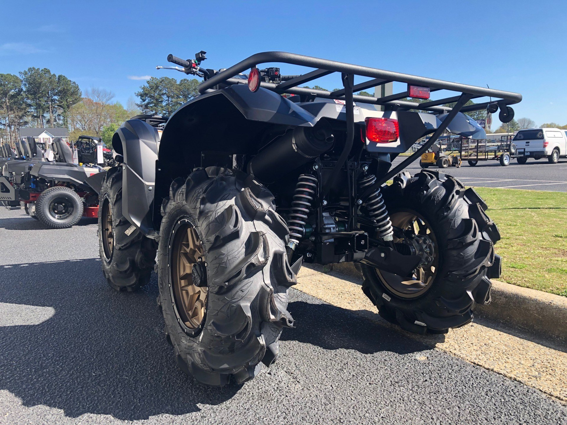 2020 Yamaha Kodiak 700 EPS SE in Greenville, North Carolina - Photo 9