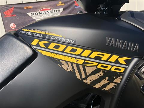 2020 Yamaha Kodiak 700 EPS SE in Greenville, North Carolina - Photo 16