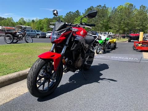 2019 Honda CB500F ABS in Greenville, North Carolina - Photo 5