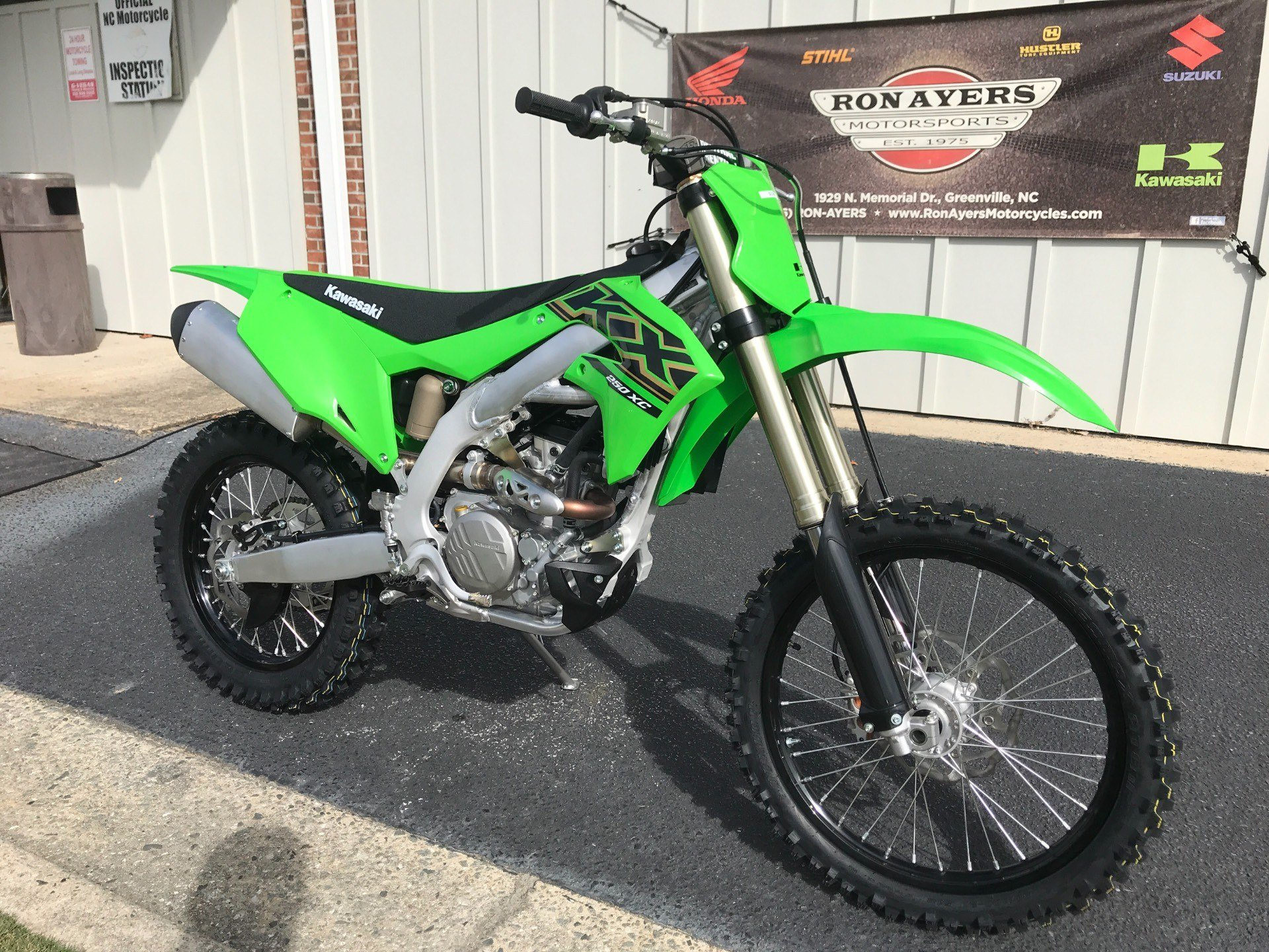 2021 Kawasaki KX 250X in Greenville, North Carolina - Photo 2