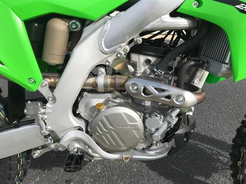 2021 Kawasaki KX 250X in Greenville, North Carolina - Photo 13