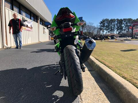 2020 Kawasaki Ninja 400 ABS KRT Edition in Greenville, North Carolina - Photo 10
