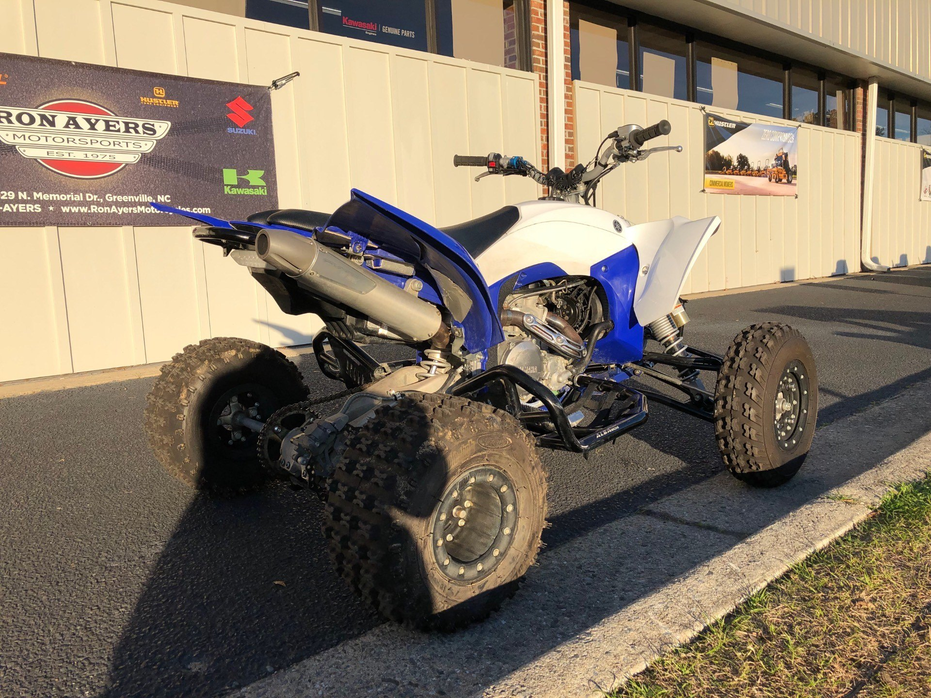 2015 Yamaha YFZ450R in Greenville, North Carolina