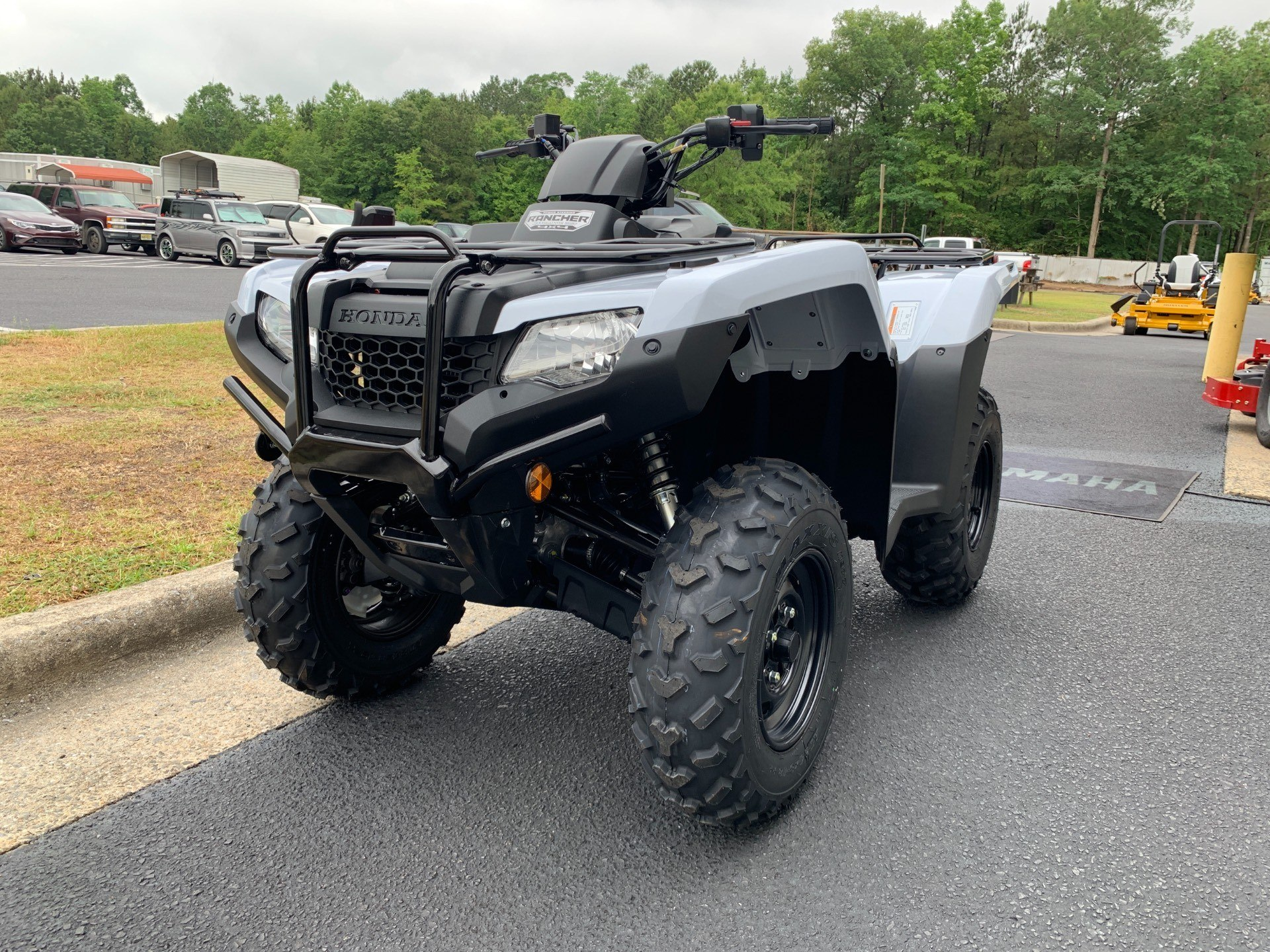 2019 Honda FourTrax Rancher 4x4 DCT IRS EPS in Greenville, North Carolina - Photo 5