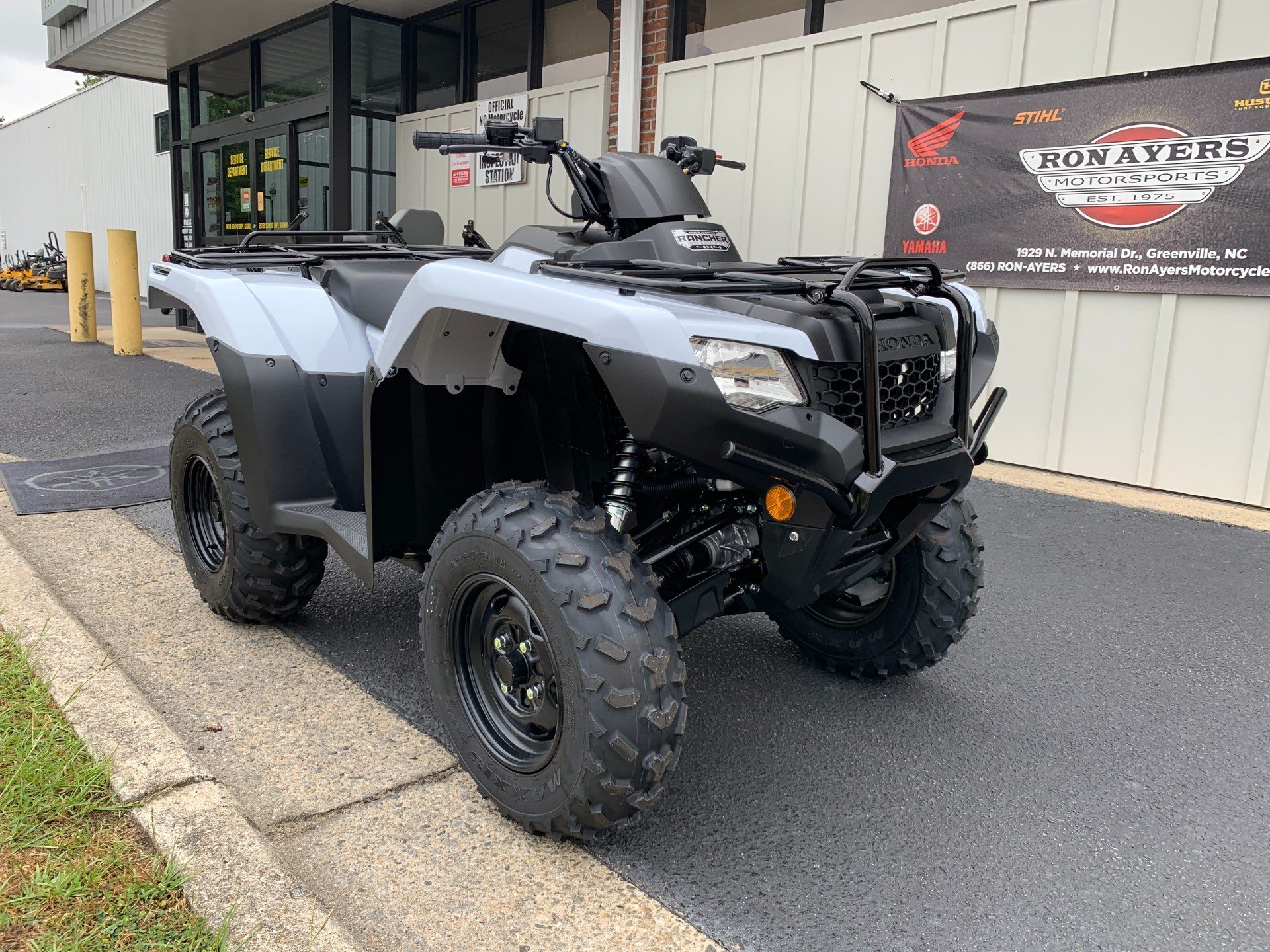 2019 Honda FourTrax Rancher 4x4 DCT IRS EPS in Greenville, North Carolina - Photo 3