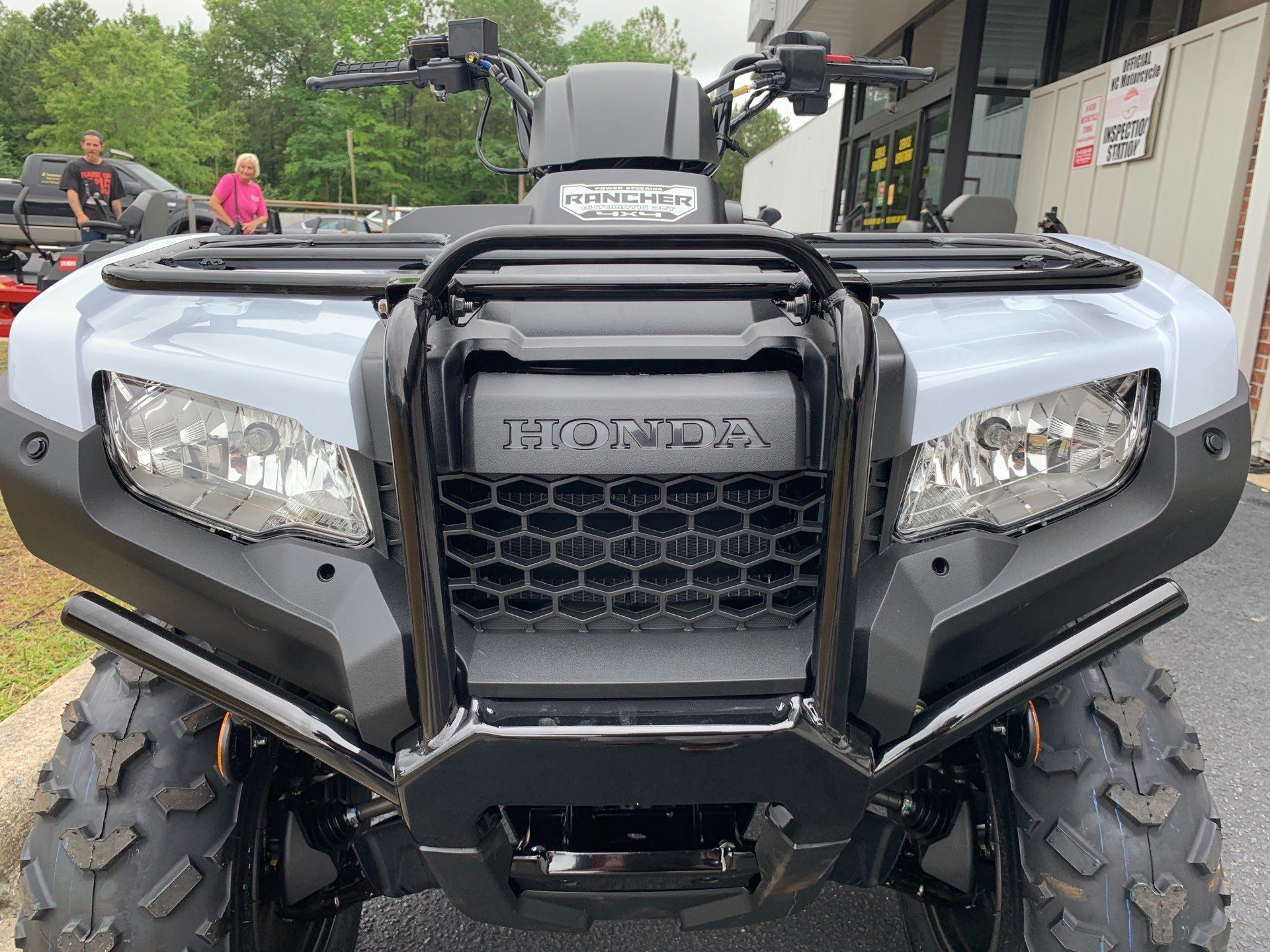 2019 Honda FourTrax Rancher 4x4 DCT IRS EPS in Greenville, North Carolina - Photo 11
