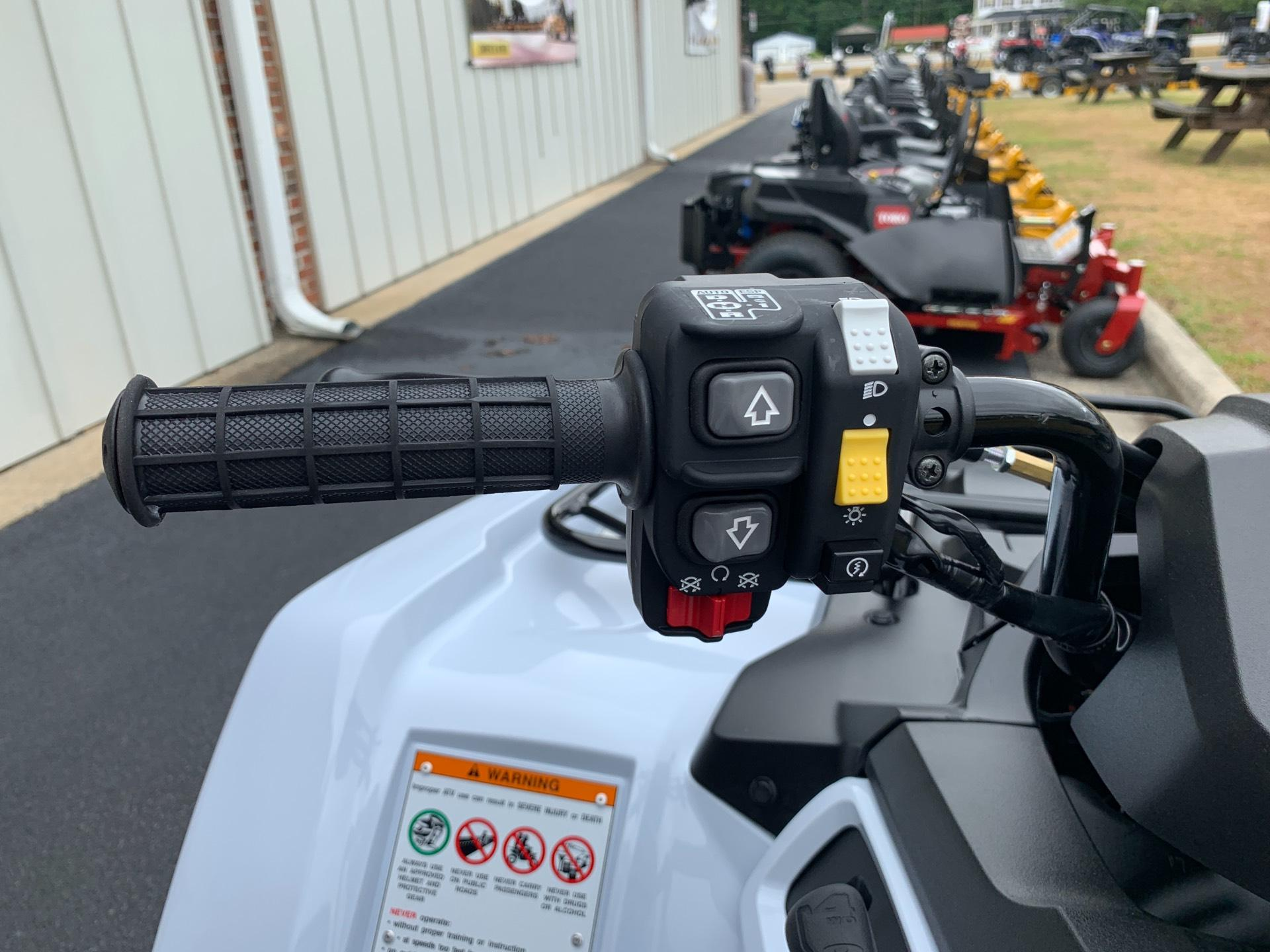 2019 Honda FourTrax Rancher 4x4 DCT IRS EPS in Greenville, North Carolina - Photo 14