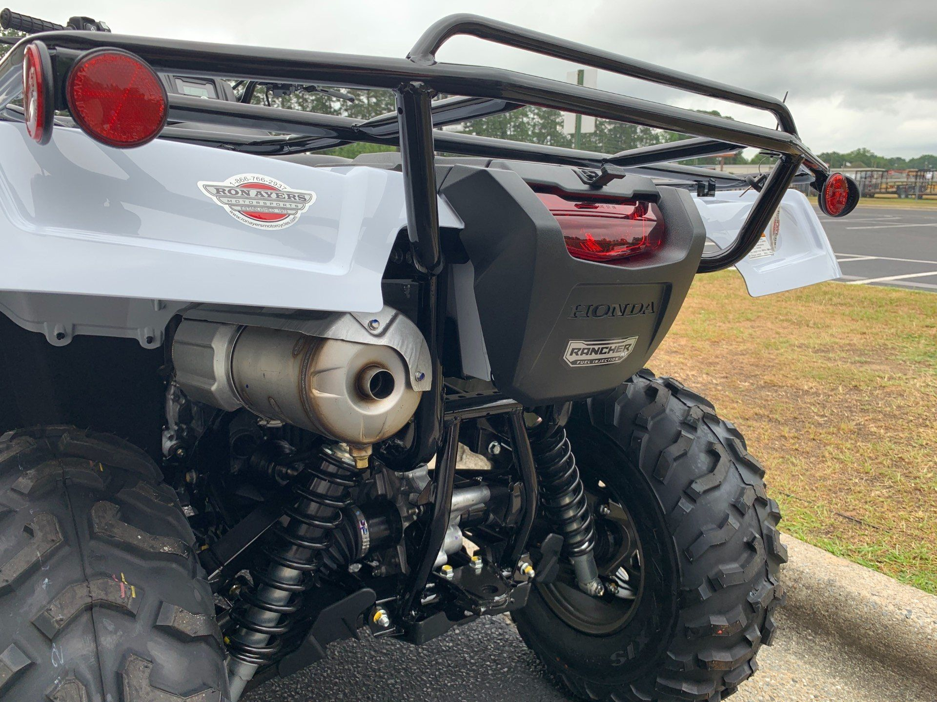 2019 Honda FourTrax Rancher 4x4 DCT IRS EPS in Greenville, North Carolina - Photo 18