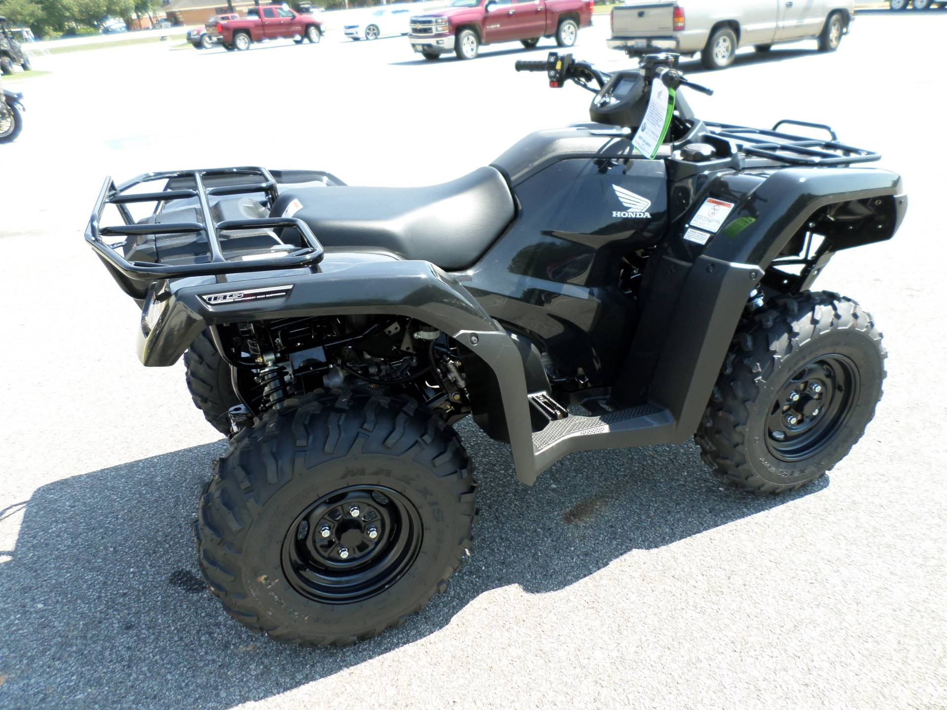 2017 Honda FourTrax Rancher 4x4 DCT IRS EPS in Greenville, North Carolina