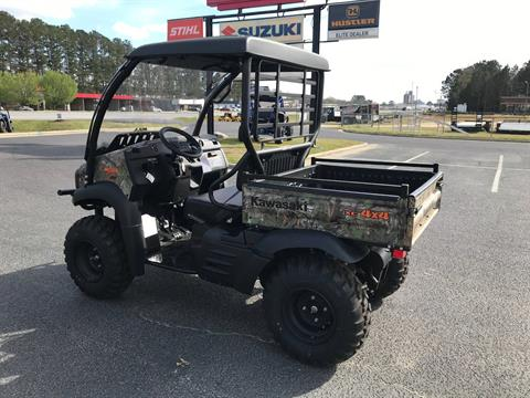 2021 Kawasaki Mule SX 4X4 XC Camo FI in Greenville, North Carolina - Photo 8