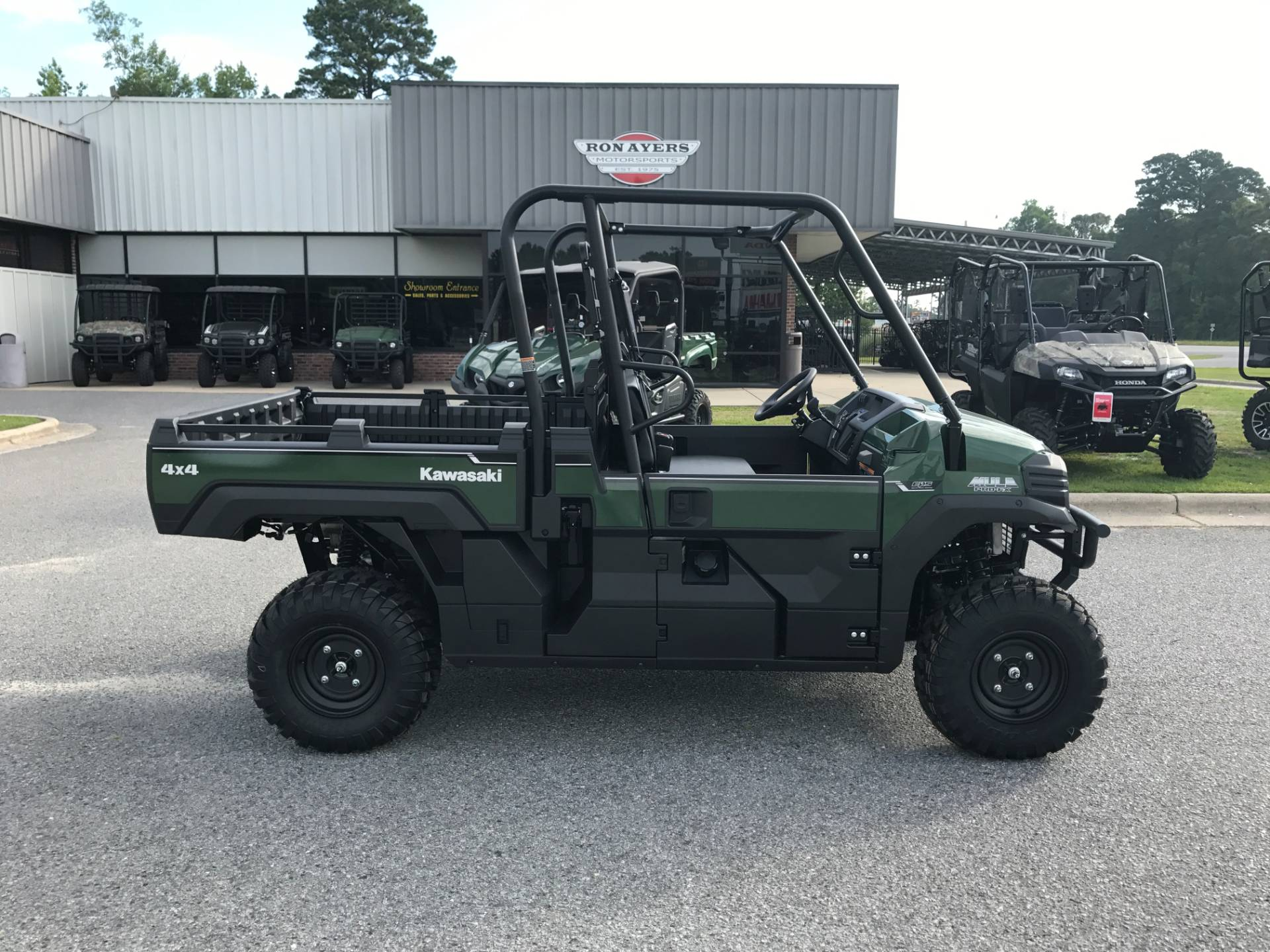 2018 Kawasaki Mule PRO-FX EPS in Greenville, North Carolina - Photo 1