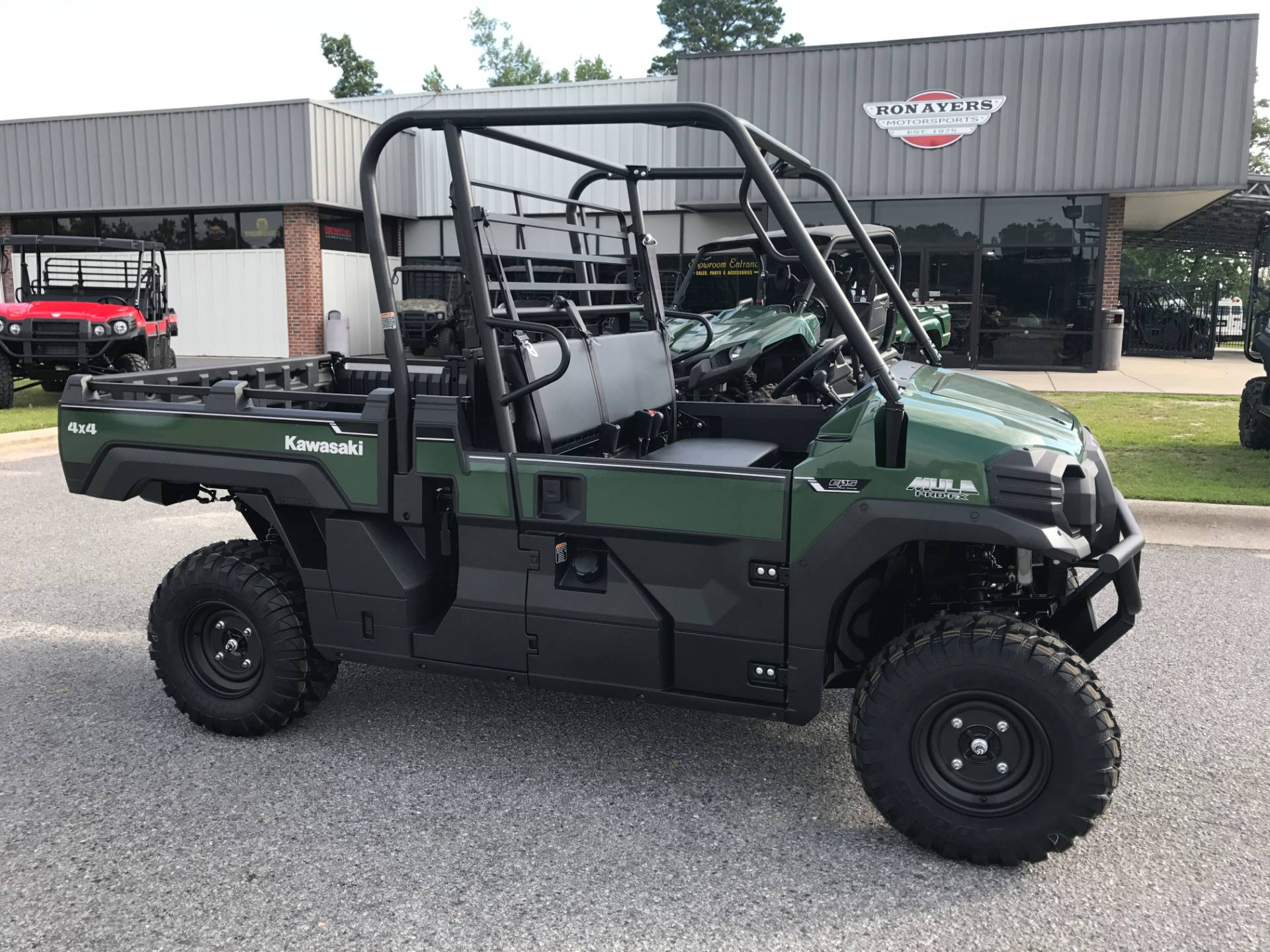 2018 Kawasaki Mule PRO-FX EPS in Greenville, North Carolina - Photo 2