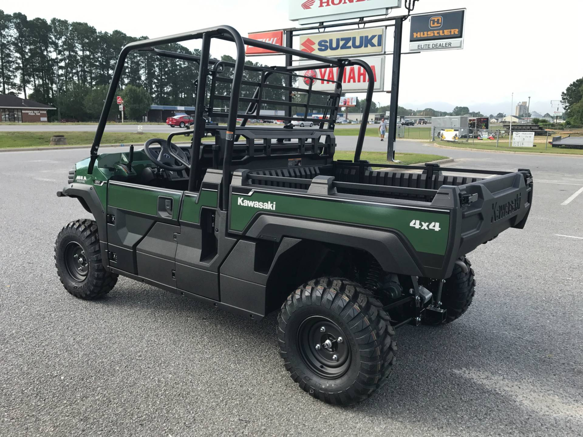 2018 Kawasaki Mule PRO-FX EPS in Greenville, North Carolina - Photo 10