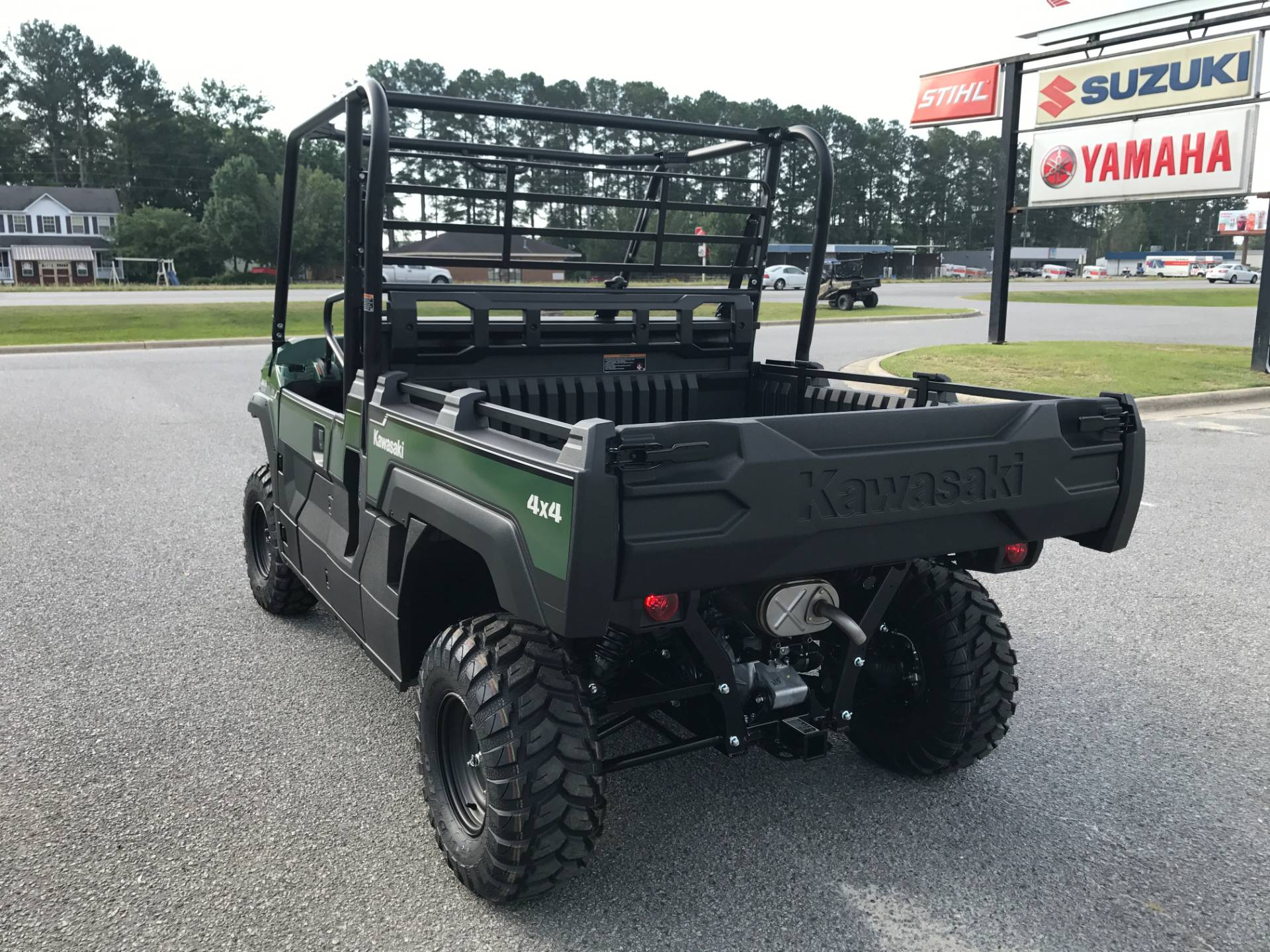 2018 Kawasaki Mule PRO-FX EPS in Greenville, North Carolina - Photo 11