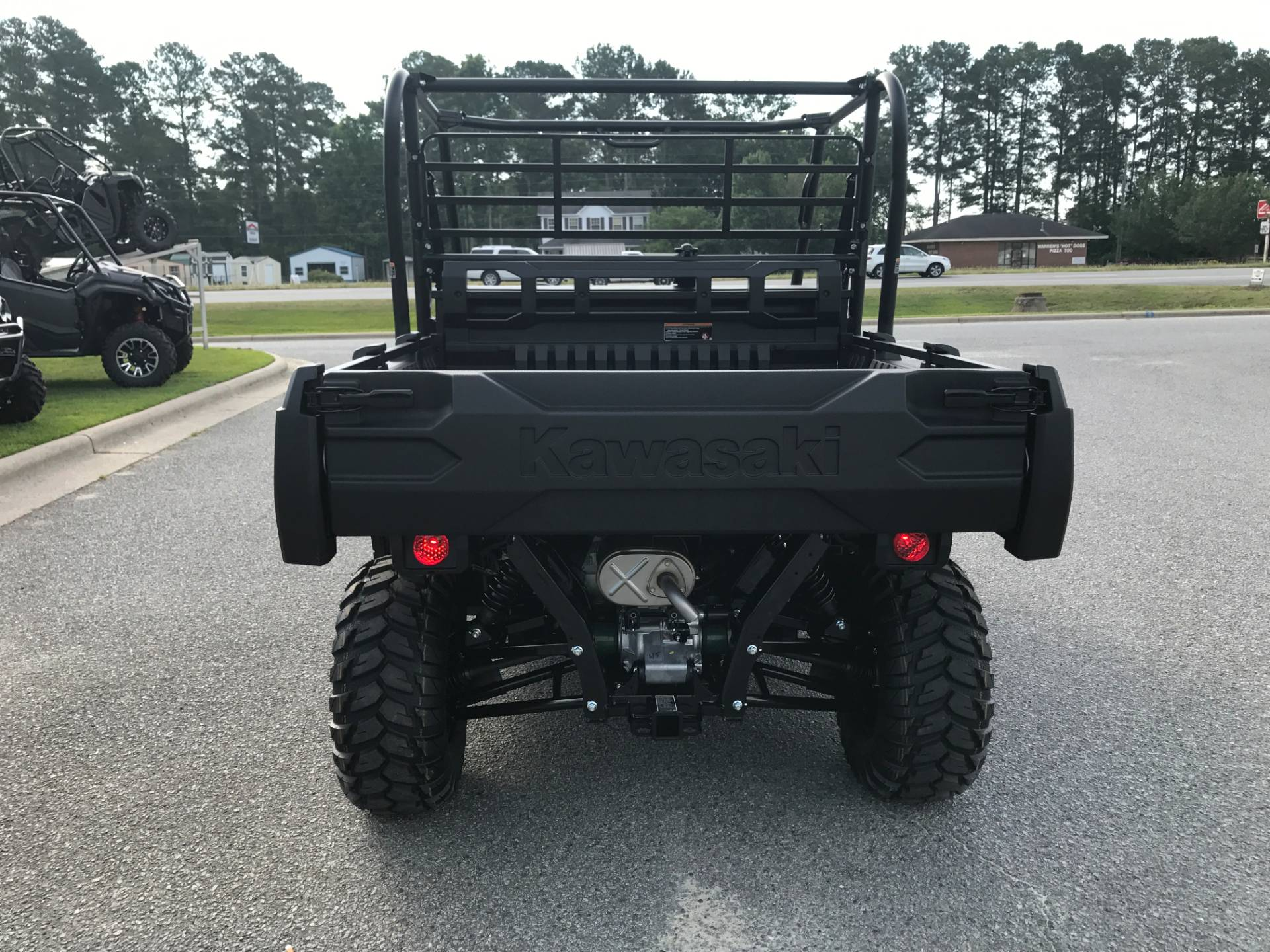 2018 Kawasaki Mule PRO-FX EPS in Greenville, North Carolina - Photo 12