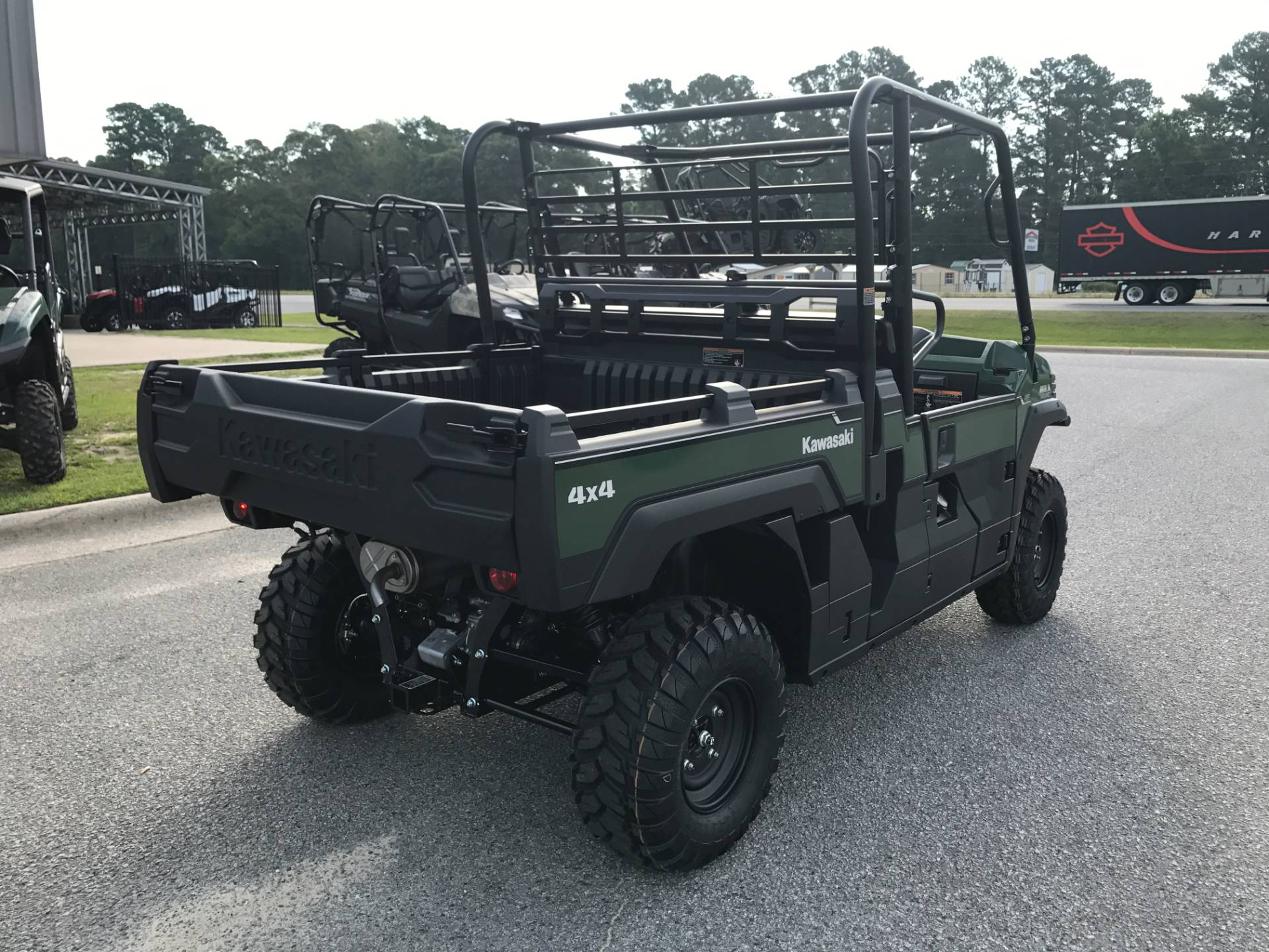 2018 Kawasaki Mule PRO-FX EPS in Greenville, North Carolina - Photo 13