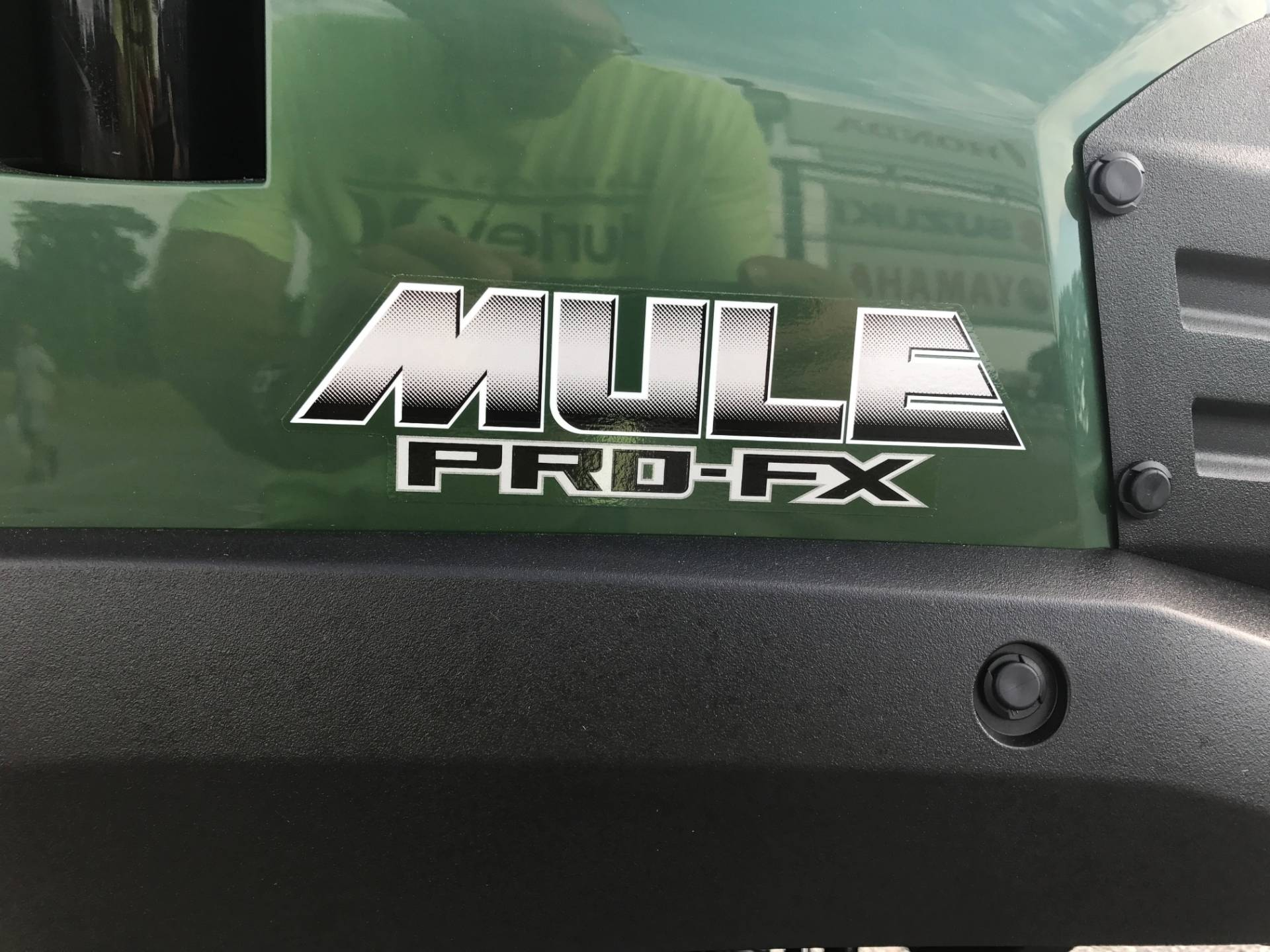 2018 Kawasaki Mule PRO-FX EPS in Greenville, North Carolina - Photo 16
