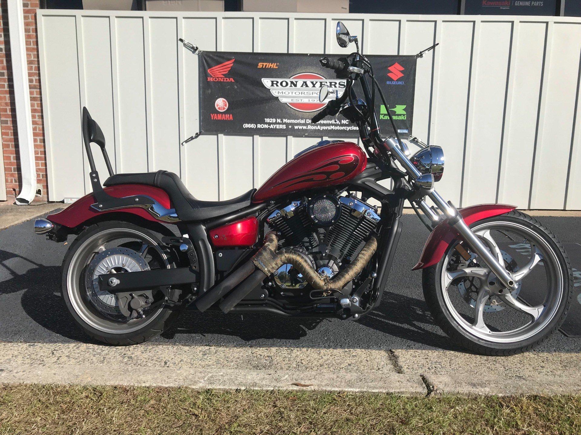 2012 Yamaha Stryker for sale 471