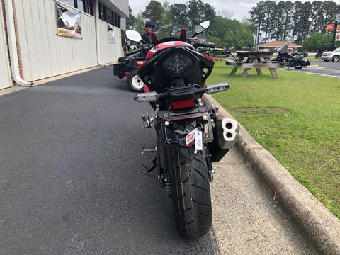 2019 Honda CBR500R ABS in Greenville, North Carolina - Photo 10