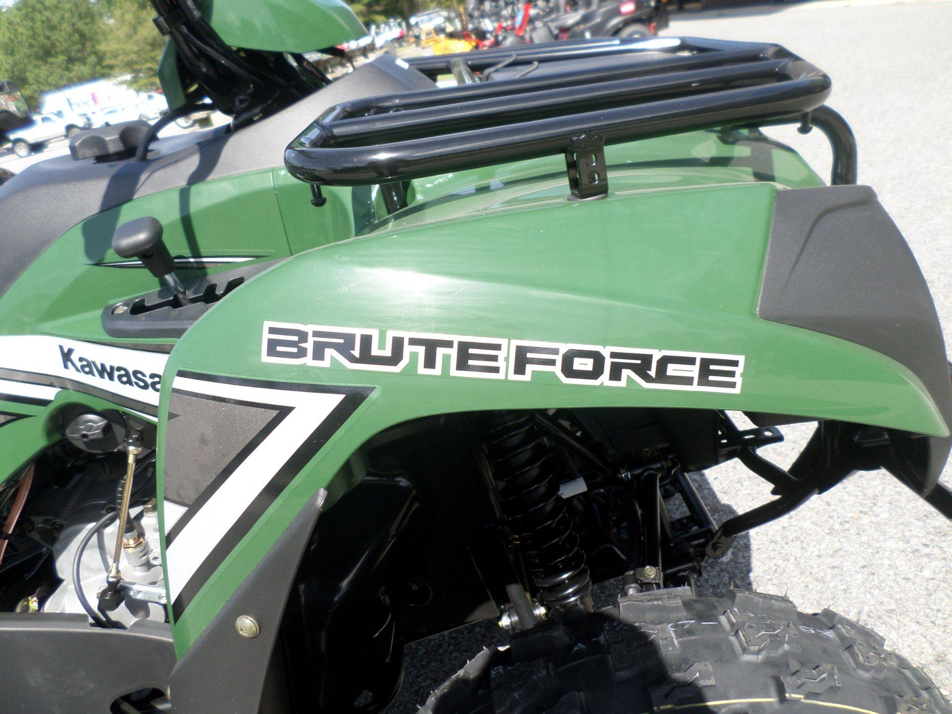 2017 Kawasaki Brute Force 300 in Greenville, North Carolina