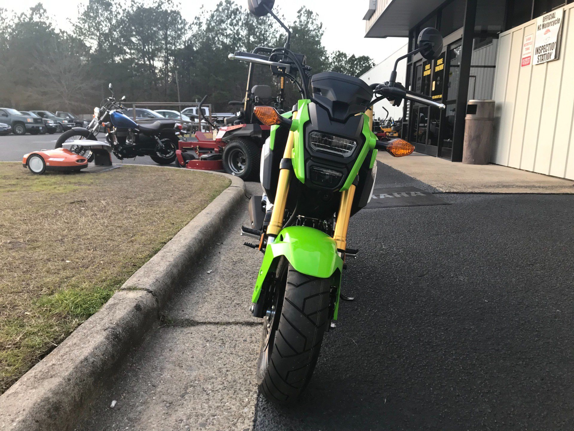2019 Honda Grom in Greenville, North Carolina - Photo 4